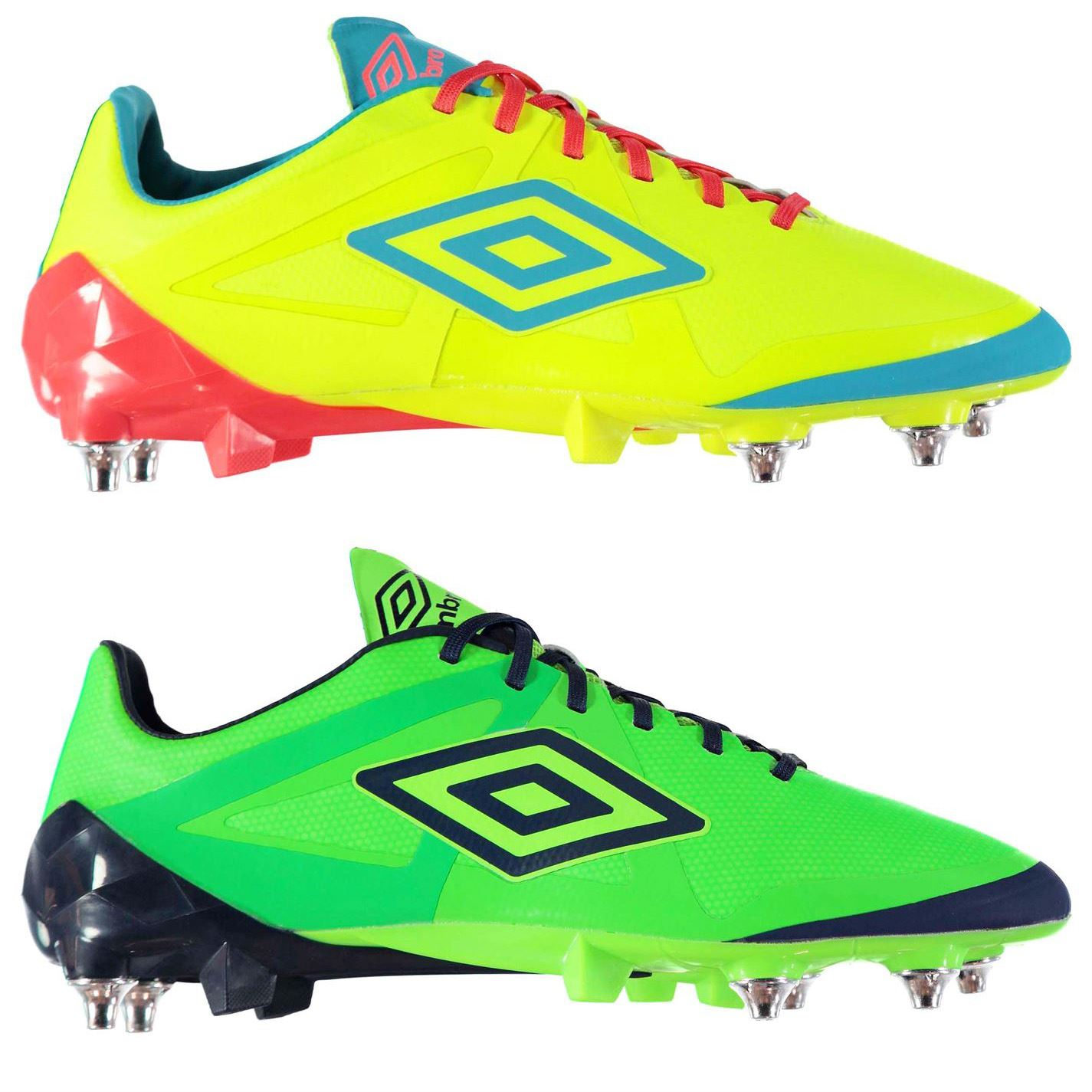568ed7aa6 ... Umbro Velocita Pro SG Soft Ground Football Boots Mens Soccer Shoes  Cleats ...