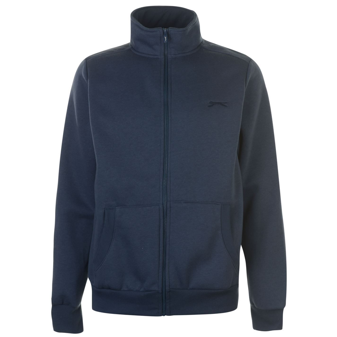 ee7745854d0 Slazenger-Full-Zip-Track-Jacket-Mens-Tracksuit-Top thumbnail