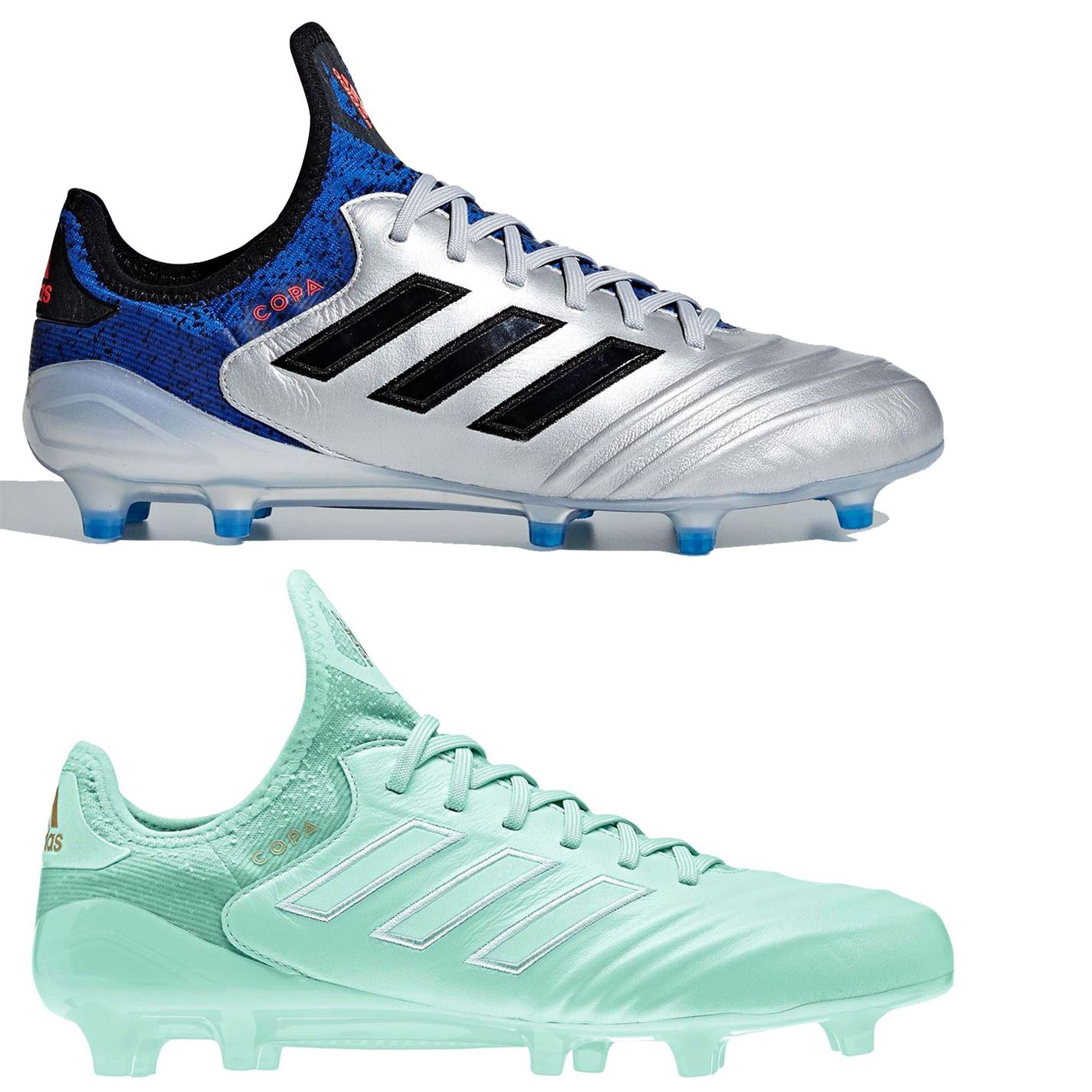 c0f162d3 ... adidas Copa 18.1 FG Firm Ground Football Boots Mens Soccer Shoes Cleats  ...