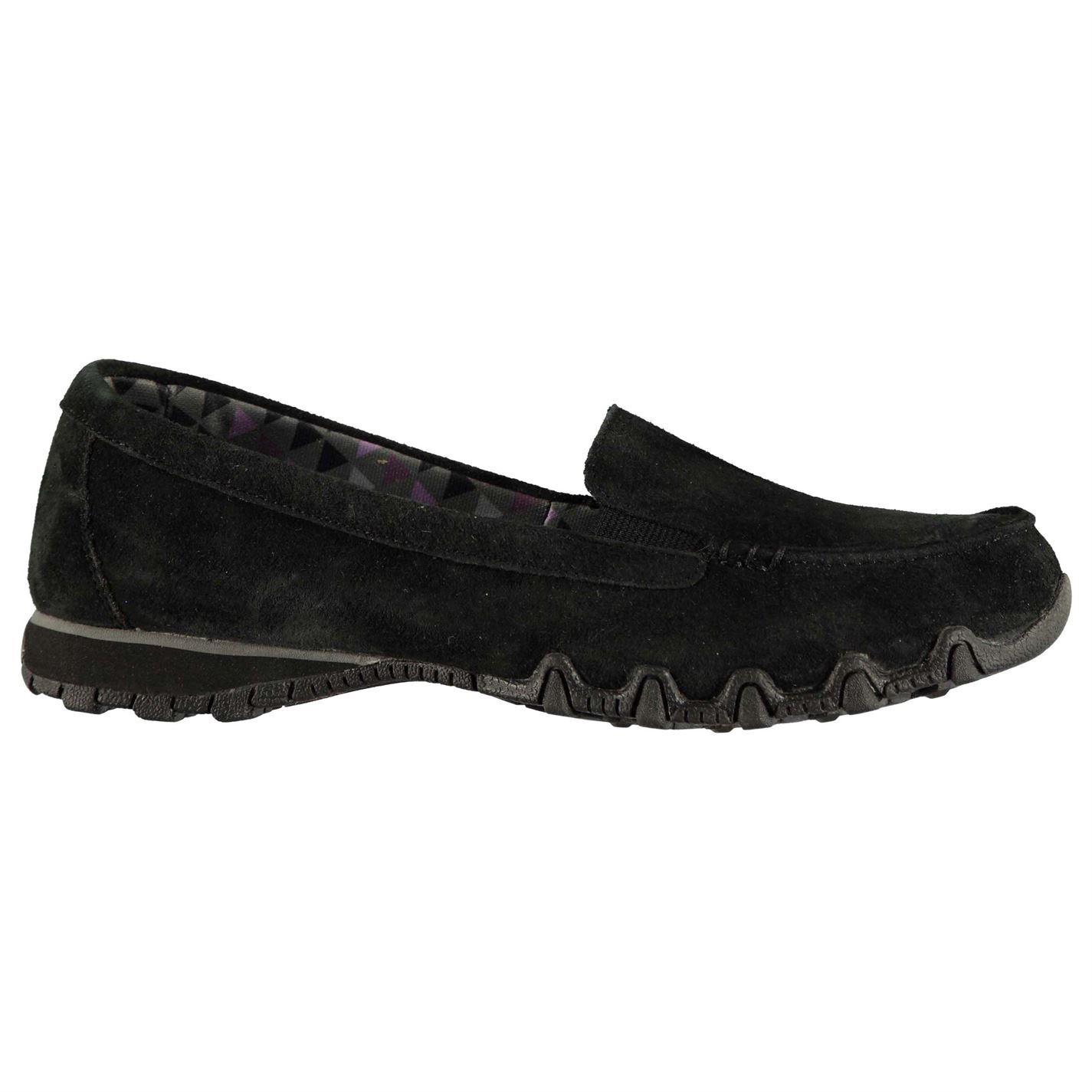 Men's Clothing Skechers Biker Roam Suede Loafers Slip On Shoes Womens Footwear