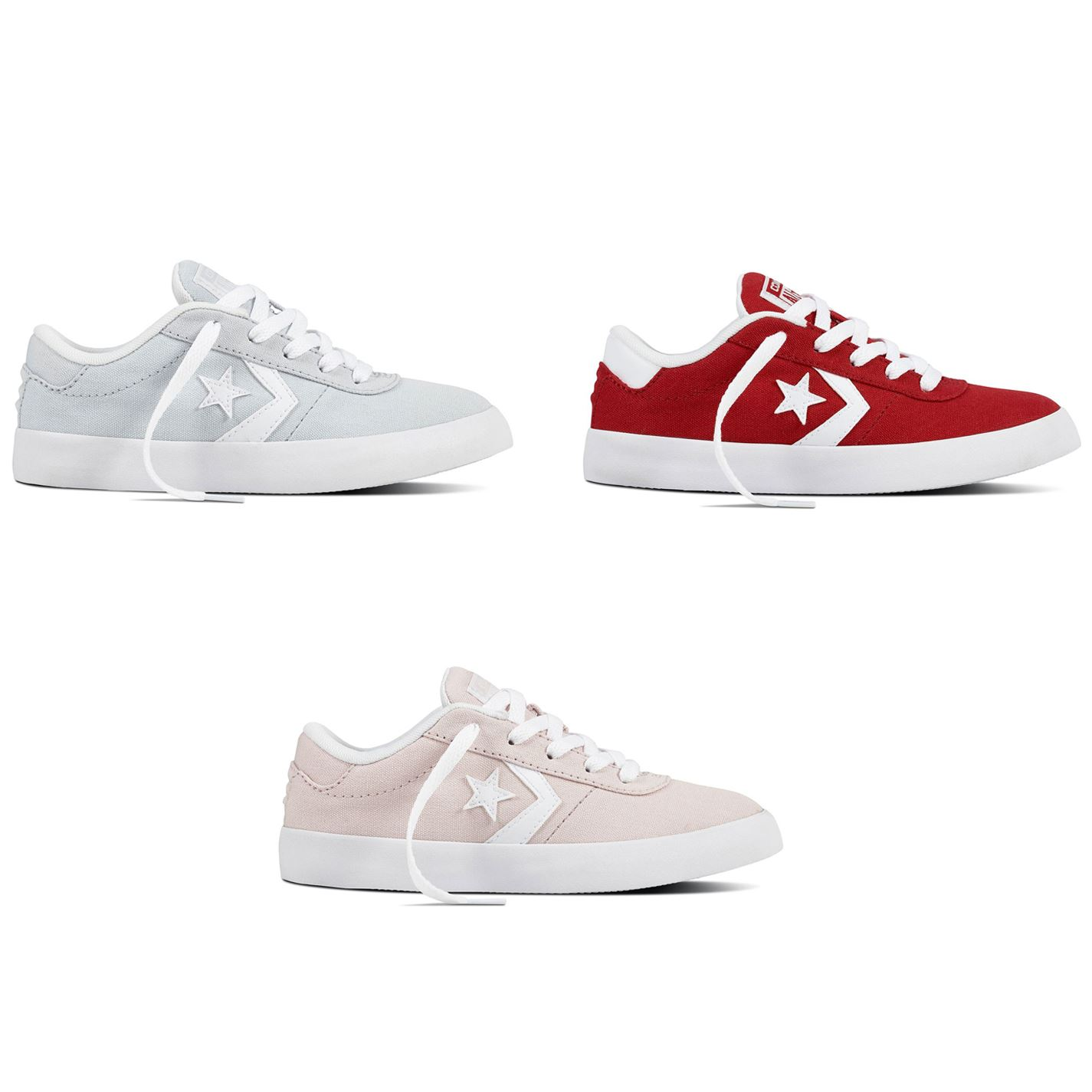 7e5b5959b86 Converse Point Star Trainers Girls Shoes Footwear Converse Point Star  Trainers Girls Shoes Footwear ...