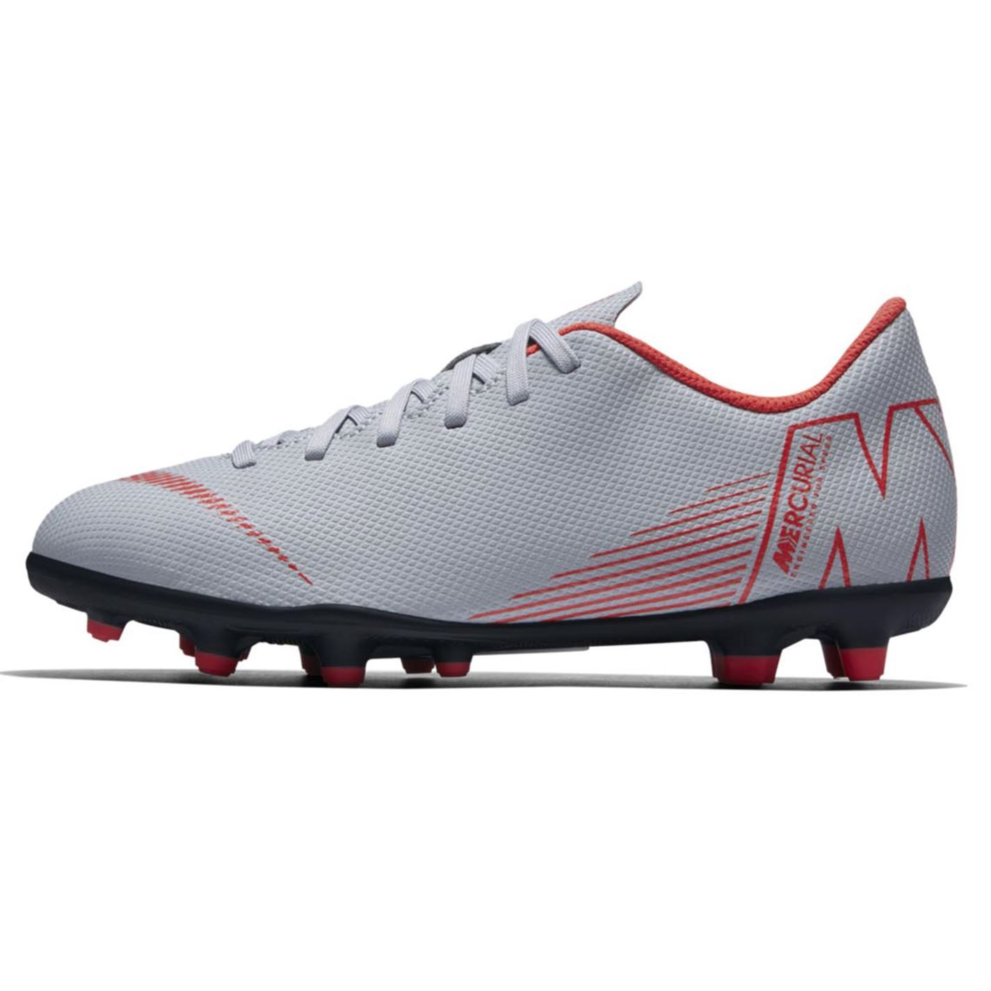 cf524955c5db ... Nike Mercurial Vapor Club FG Firm Ground Football Boots Juniors Soccer  Cleats