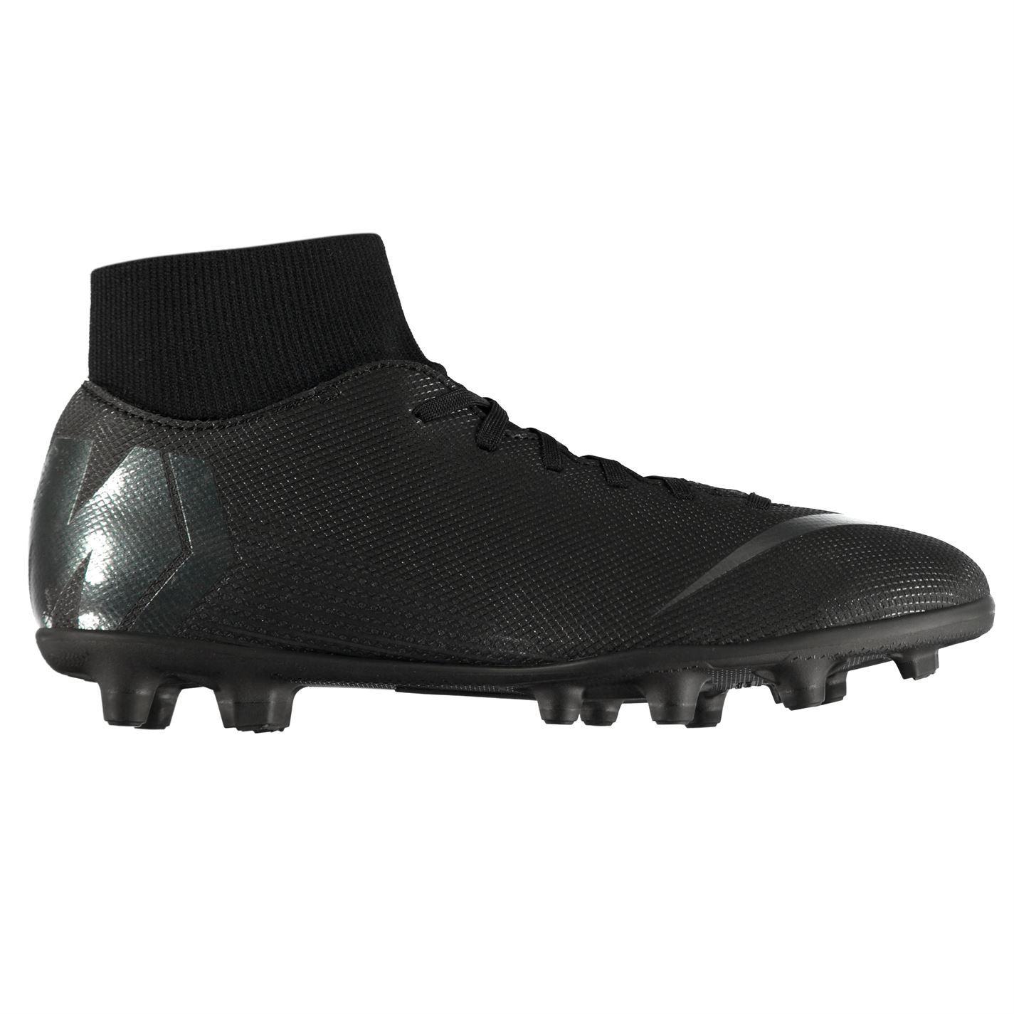 c60a3f9684b38 Nike Mercurial Superfly Club DF FG Firm Ground Football Boots Mens ...