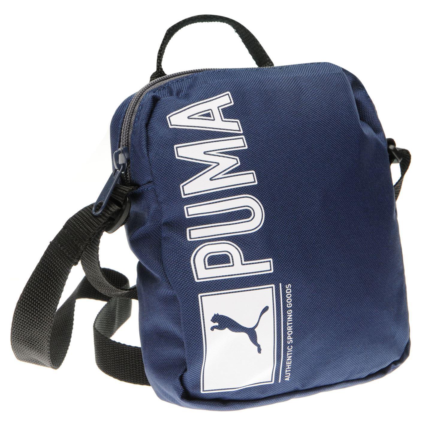 685b269006 ... Puma Pioneer Portable Organiser Small Items Bag Navy Shoulder bag  Carryall