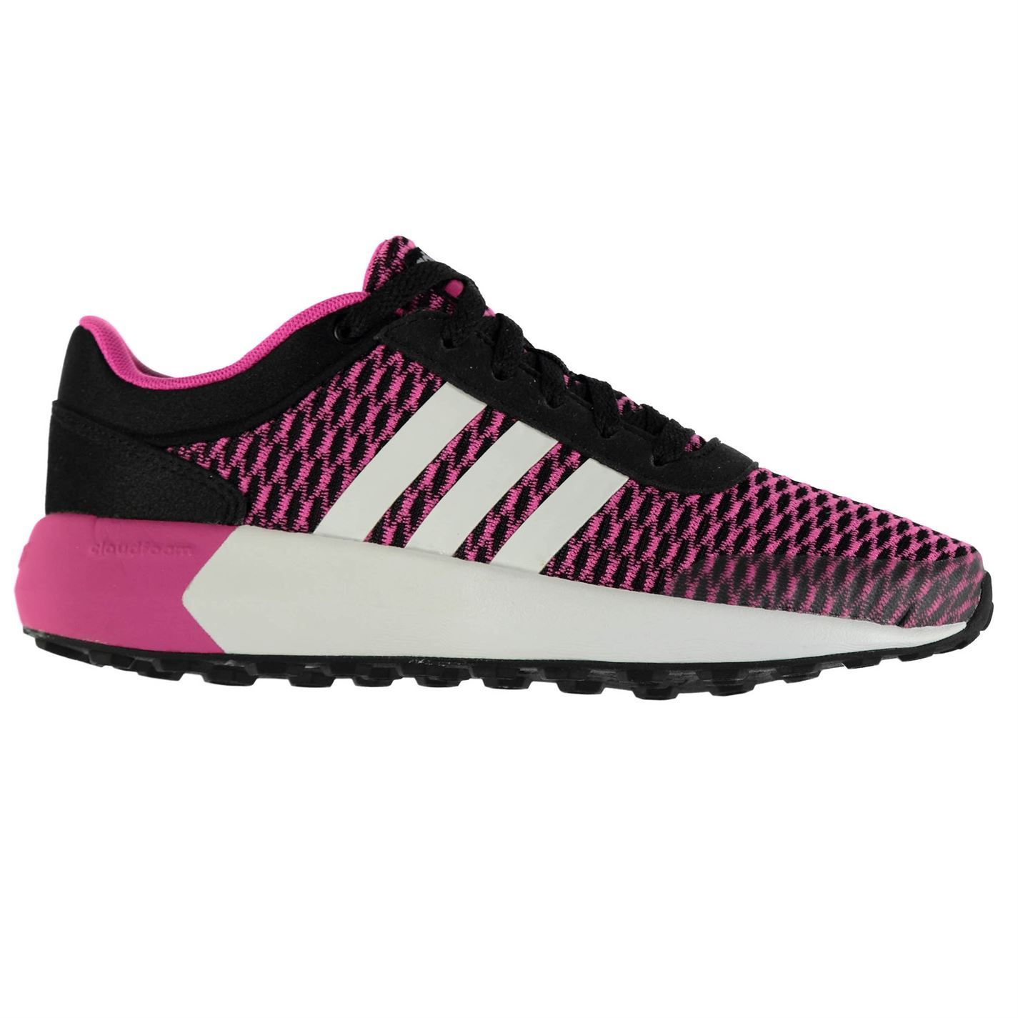 adidas cloudfoam race ladies trainers