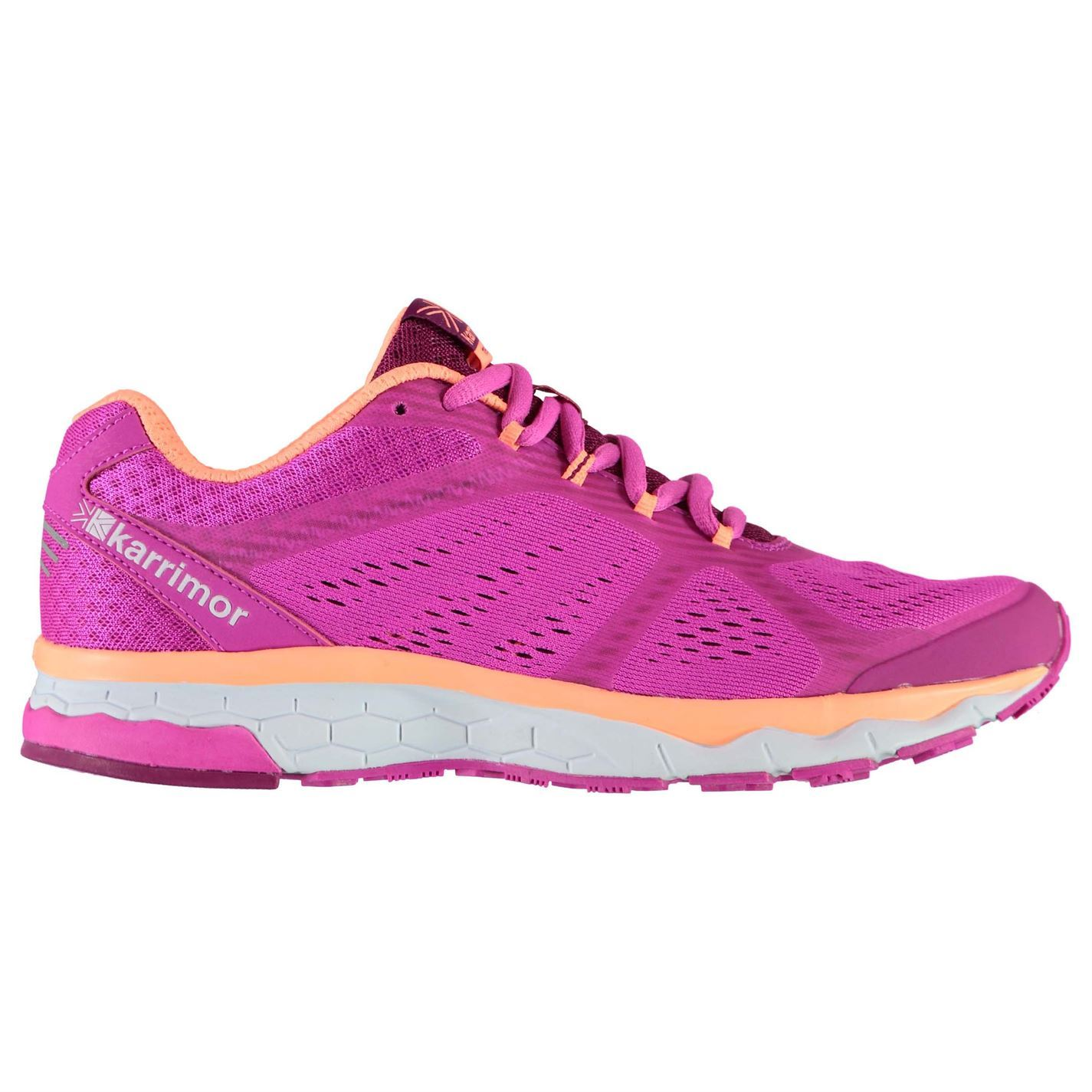 ebd960f51 Clothes, Shoes & Accessories Karrimor Womens Ladies Tempo 5 Support Road  Running Shoes Trainers Lace Up