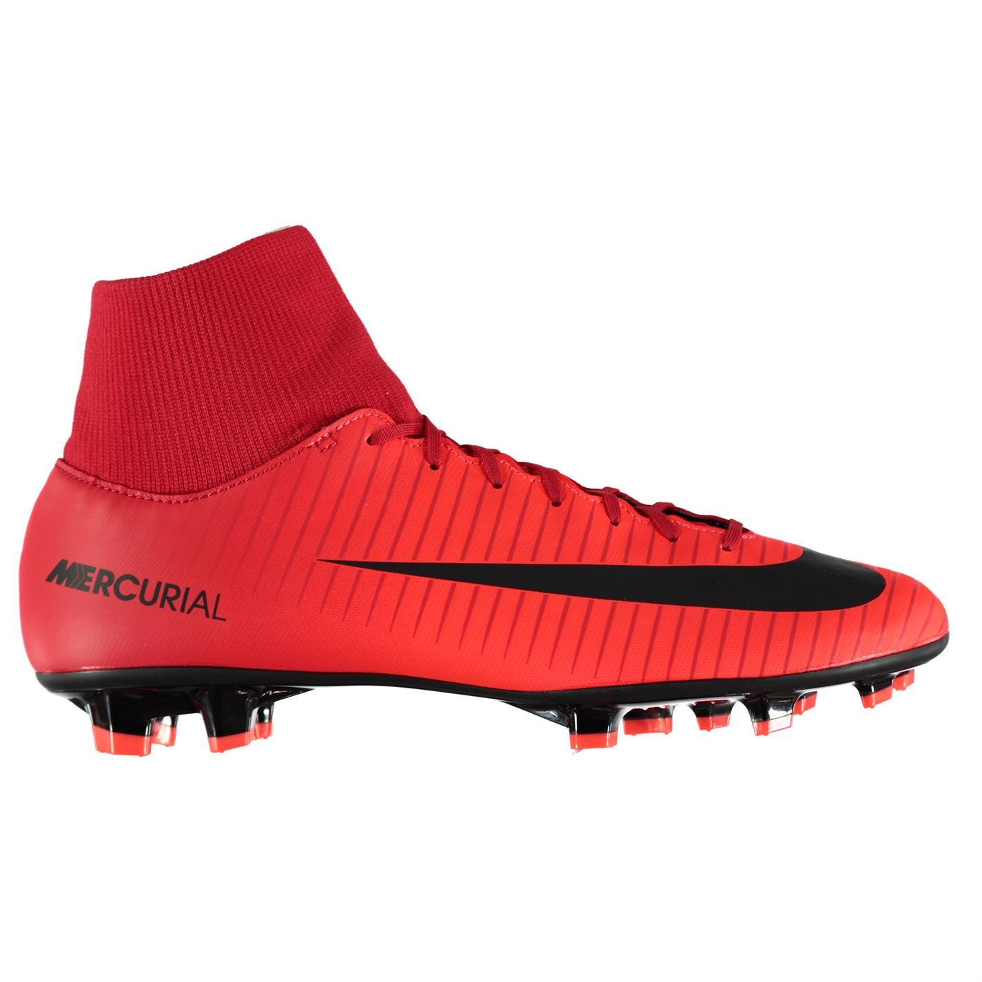 1aa8838ad Nike Mercurial Victory DF FG Firm Ground Football Boots Mens Soccer ...