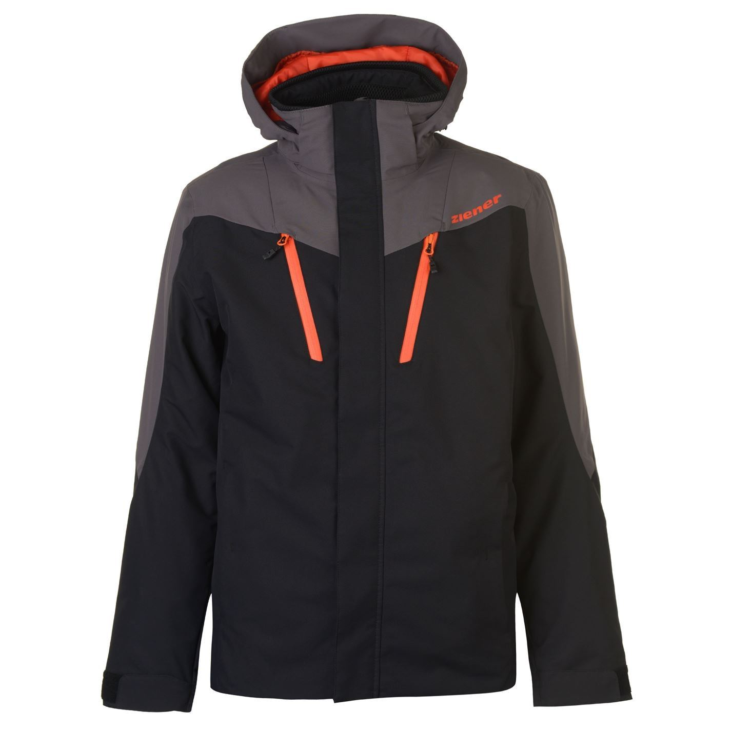 Ziener tableo Ski Jacket da uomo cappotto Top Capispalla Black EpRGR