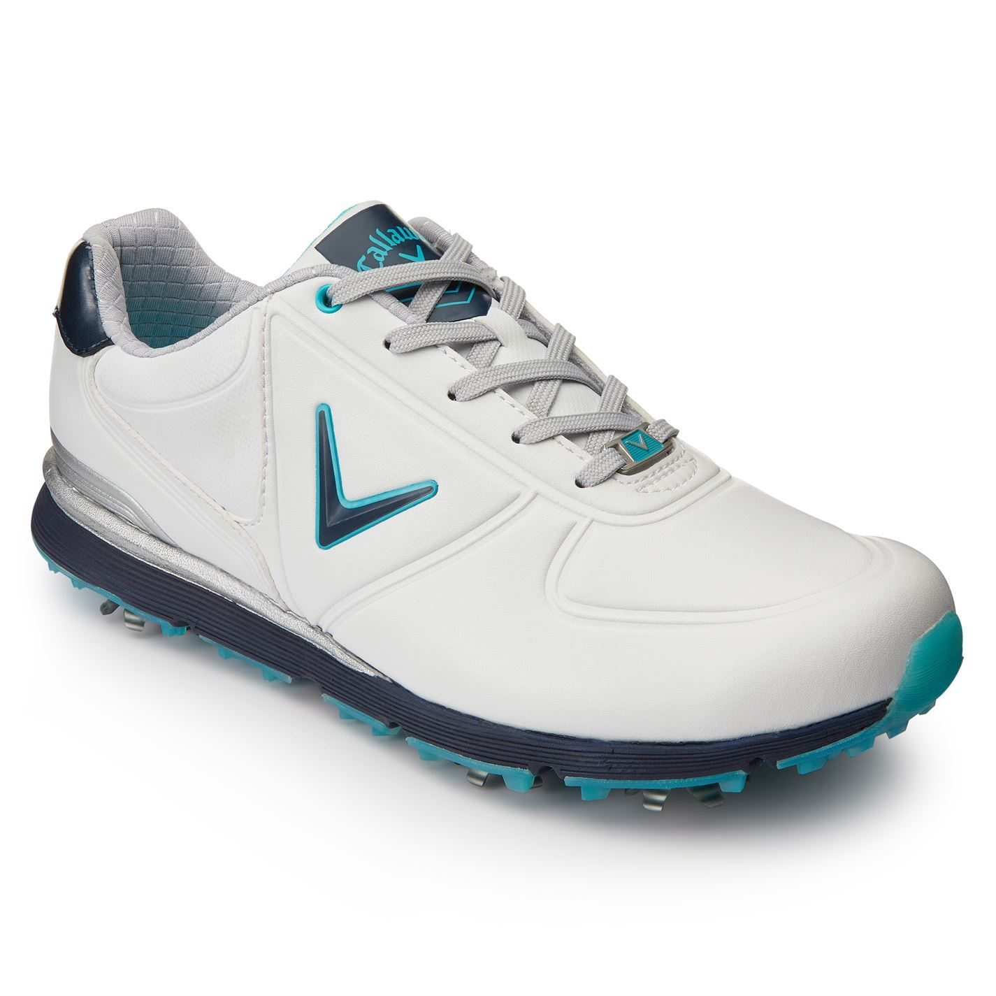 3dcd5b82178 Callaway-Misty-Golf-Shoe-Ladies-Spikes-Trainers-Footwear thumbnail