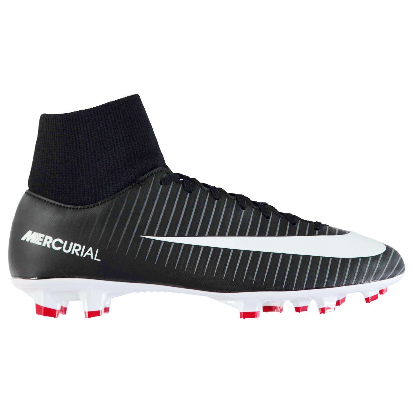 279953a81cda Nike Mercurial Victory Dynamic Fit Firm Ground Football Boots Mens ...
