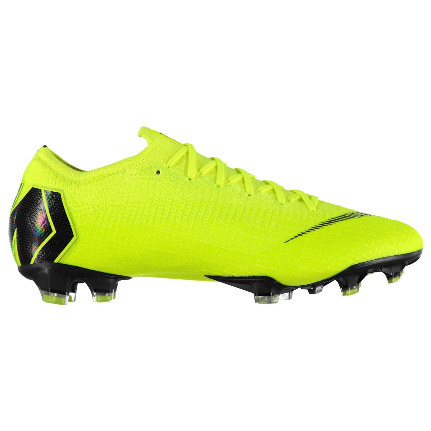 0c120acb9e09 ... Nike Mercurial Vapor Elite FG Firm Ground Football Boots Mens Soccer  Shoe Cleats