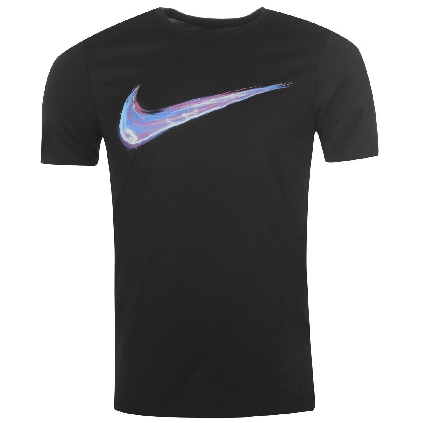 ff1f4af01815 Nike Streak Swoosh QTT T-Shirt Mens Tee Shirt Top