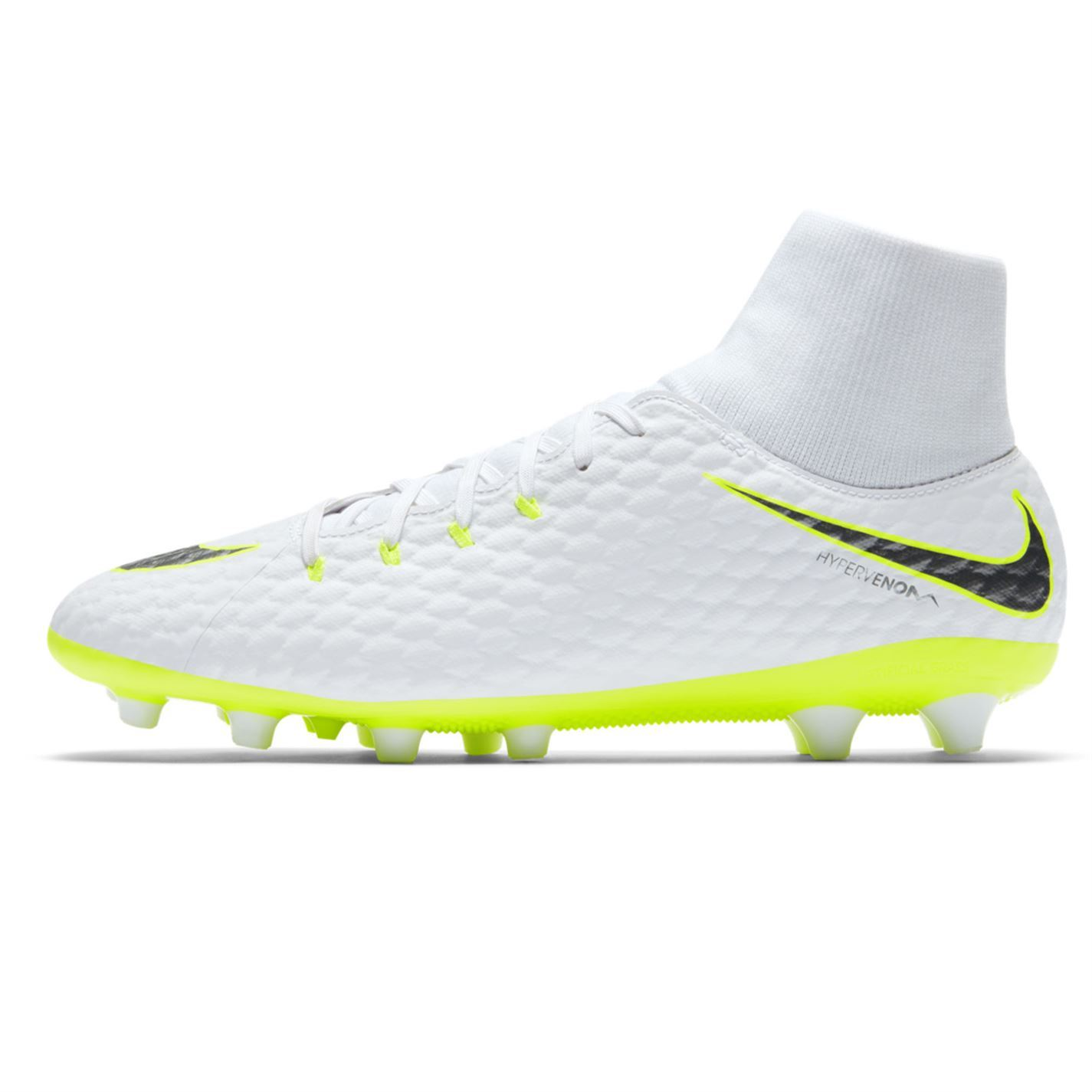 b352633a3 ... Nike Hypervenom Phantom 3 Academy DF AG Football Boots Mens Soccer  Shoes Cleats