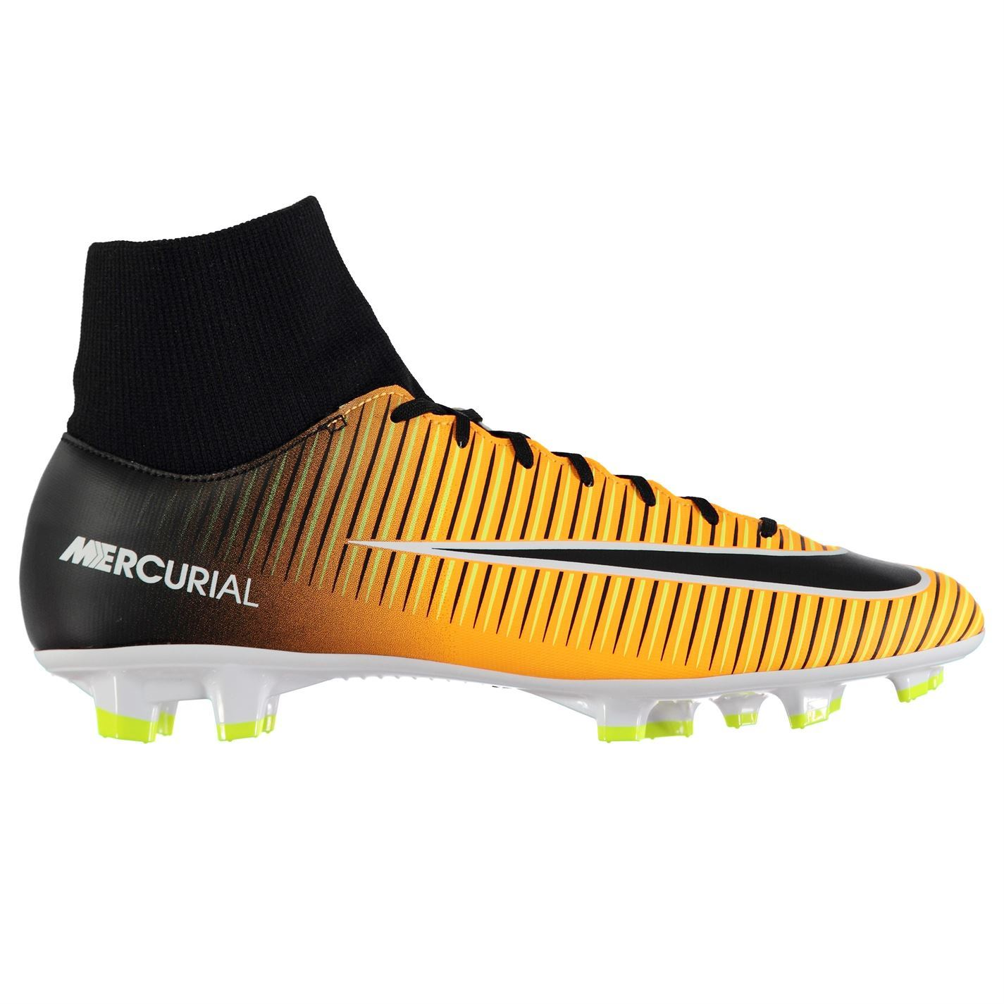 f7160d8dc691 Nike Mercurial Victory Dynamic Fit Firm Ground Football Boots Mens ...