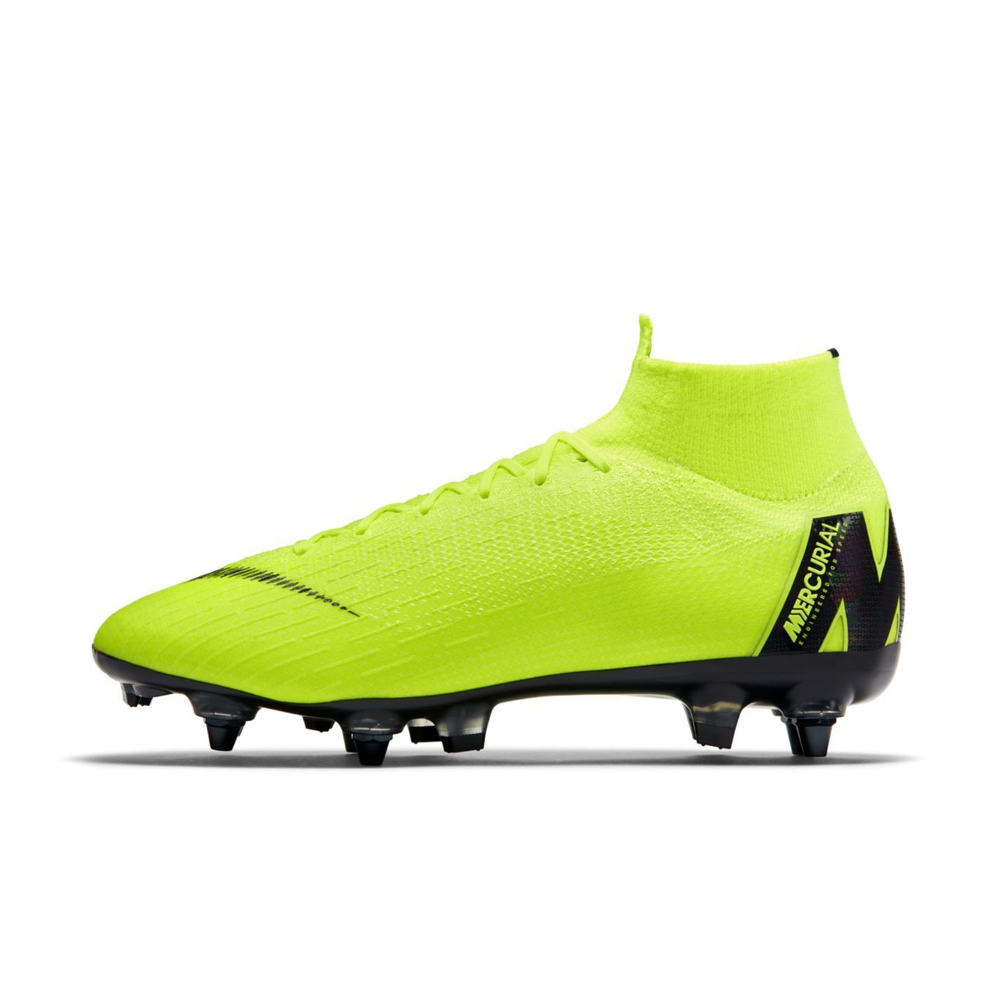 hot sale online fdf07 5ea89 Details about Nike Mercurial Superfly Elite DF Soft Ground Football Boots  Mens Soccer Cleats