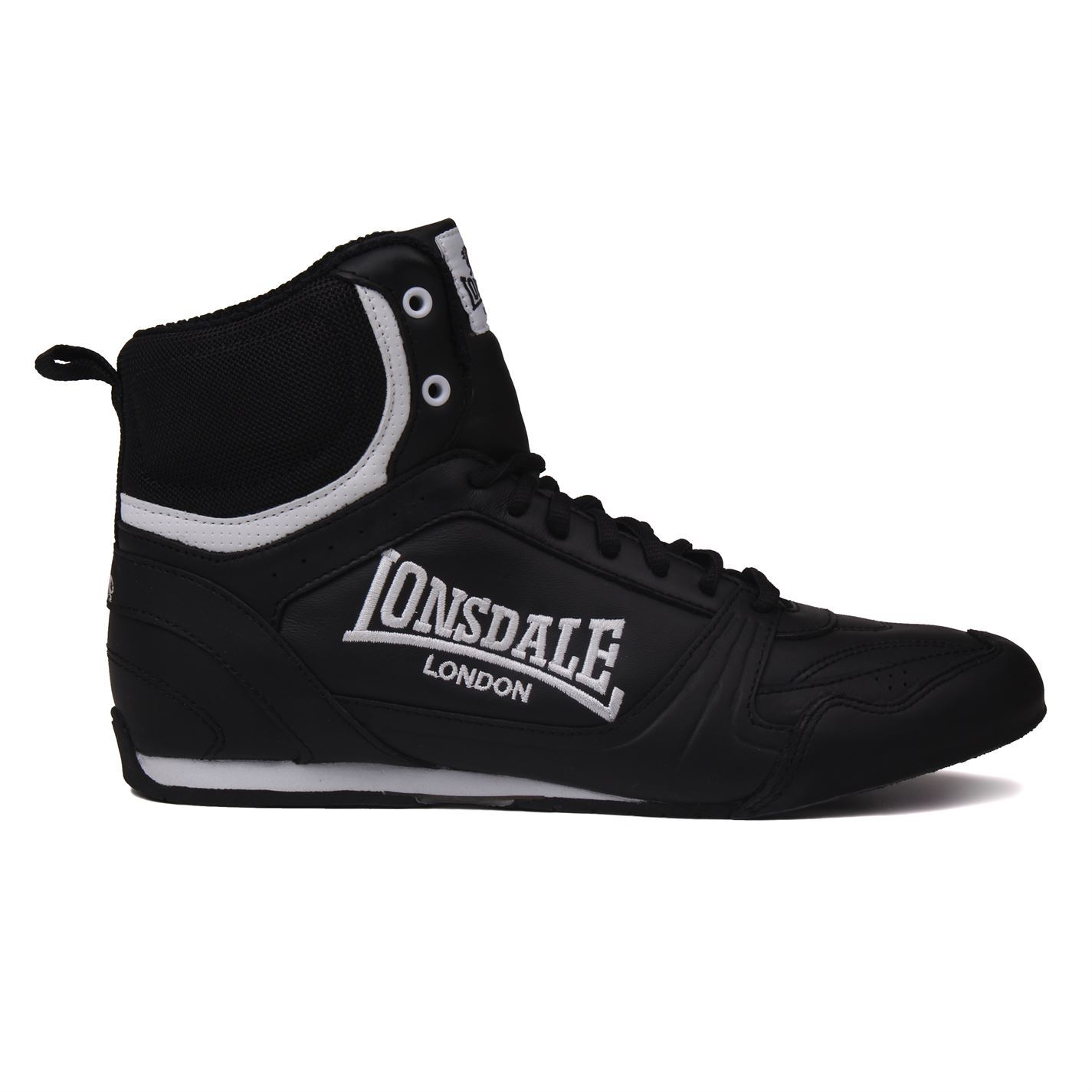 Lonsdale Contender High Senior Mens Boxing Boots