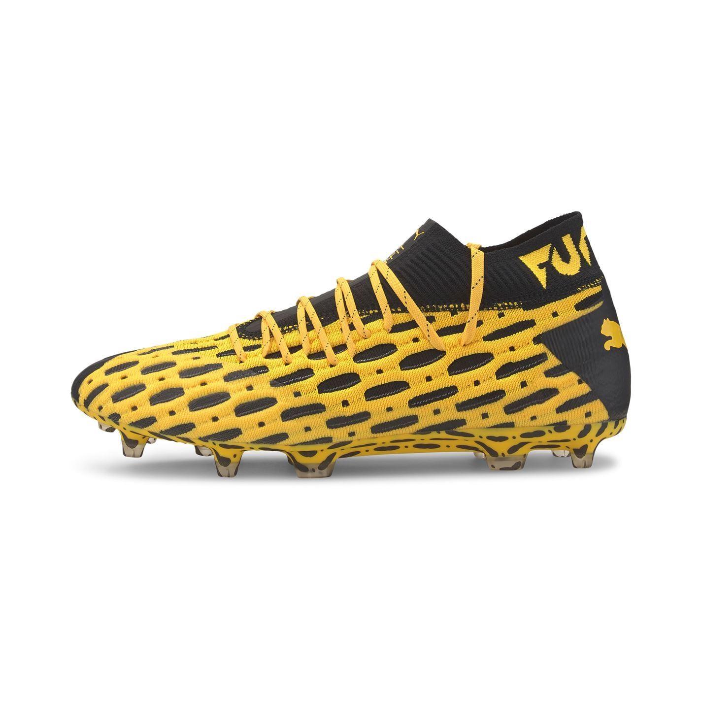 miniature 8 - Puma Future 5.1 Homme FG Firm Ground Chaussures De Football Chaussures de Foot Crampons Baskets