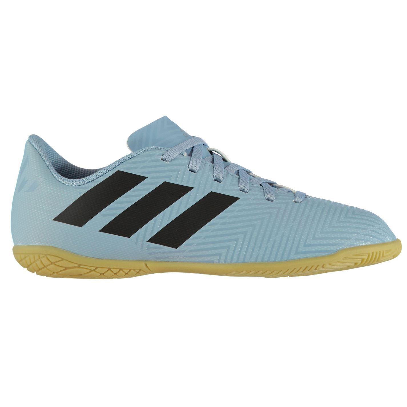 the best attitude 6ddee 60ceb ... Adidas Nemeziz Messi Tango 1 8,4 scarpa blu calcio allenatori Childs  calcio Indoor ...