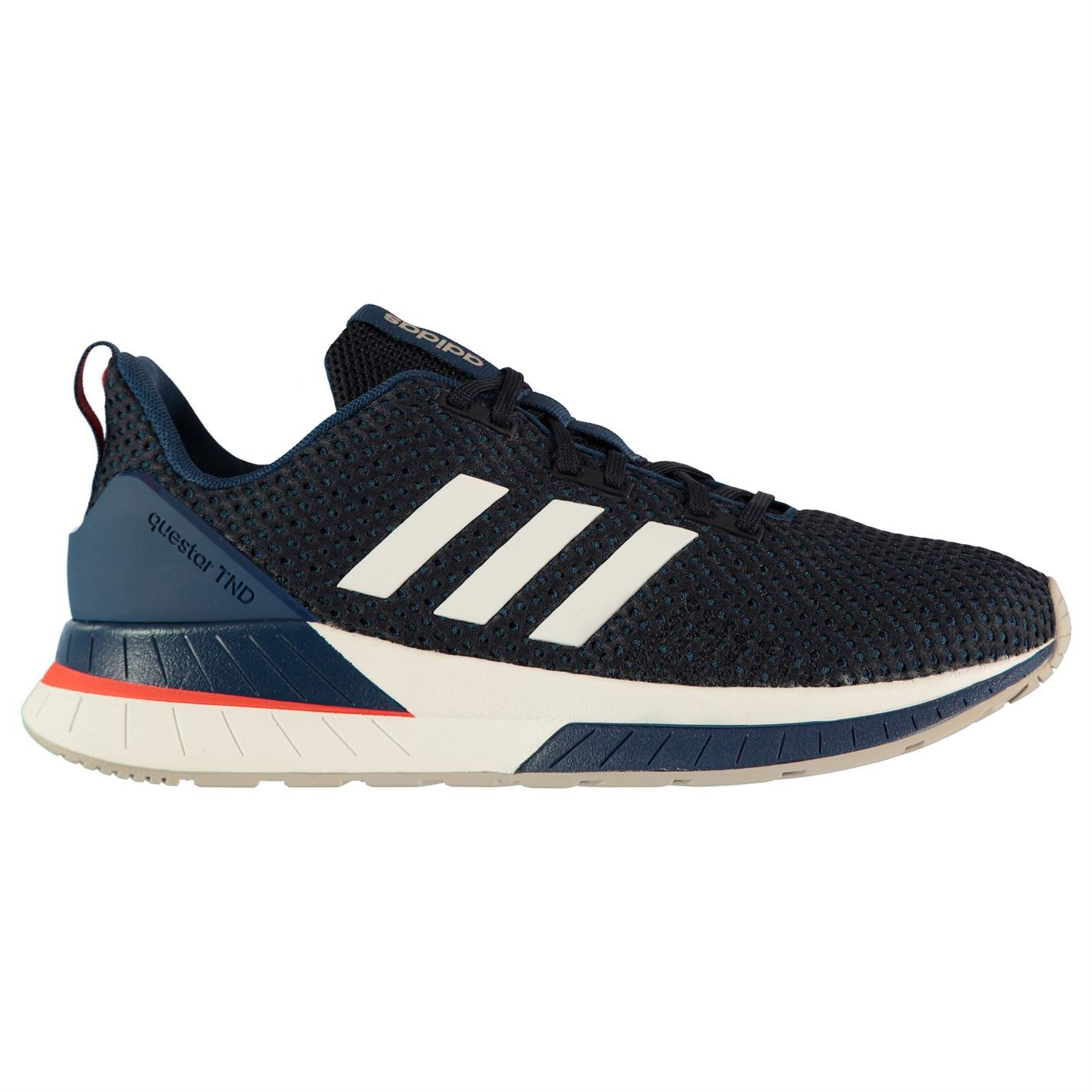 Details about adidas Questar TND Running Shoes Mens BlackRed Jogging Trainers Sneakers