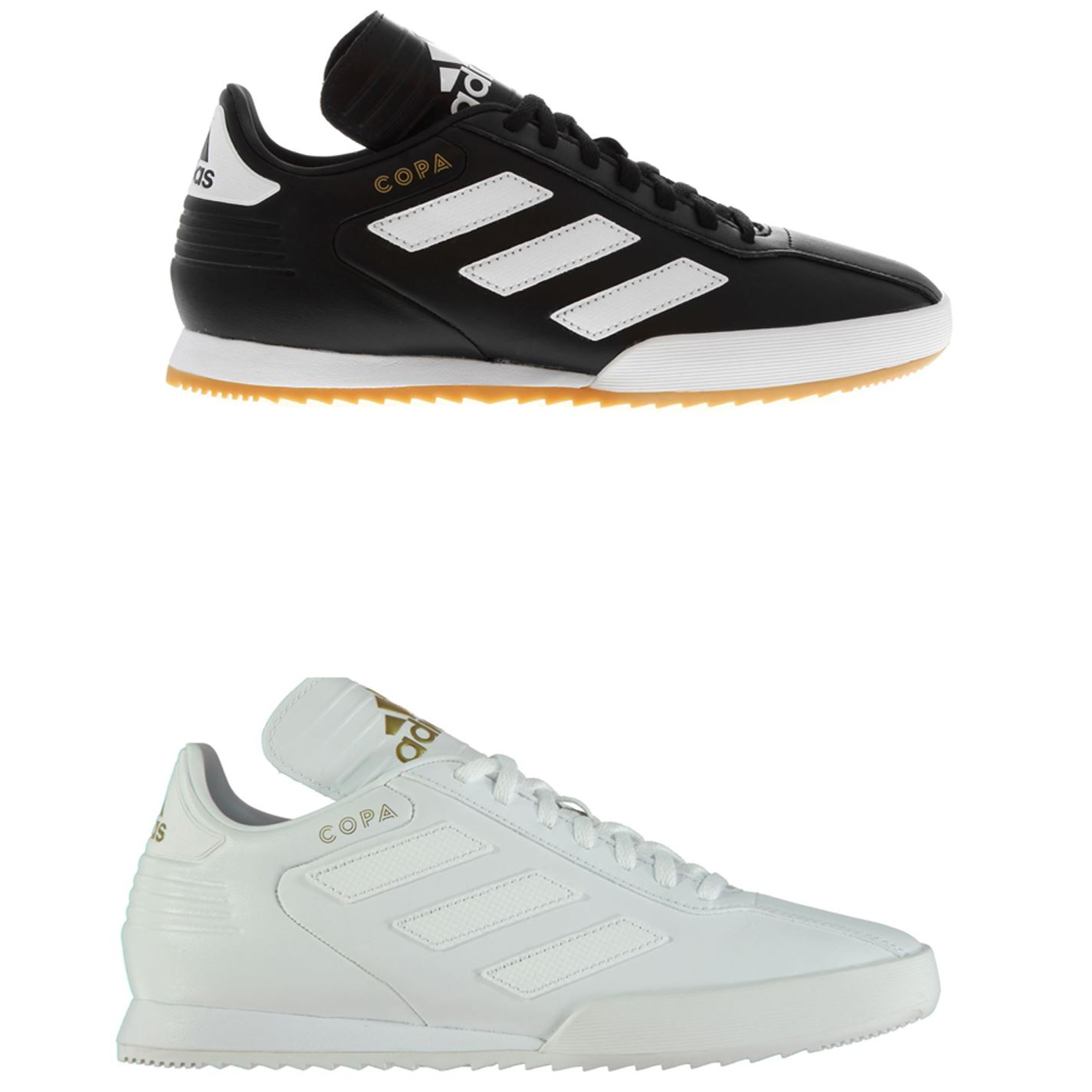 f11f54517 ... adidas Copa Super Leather Trainers Mens Athleisure Footwear Shoes  Sneakers ...