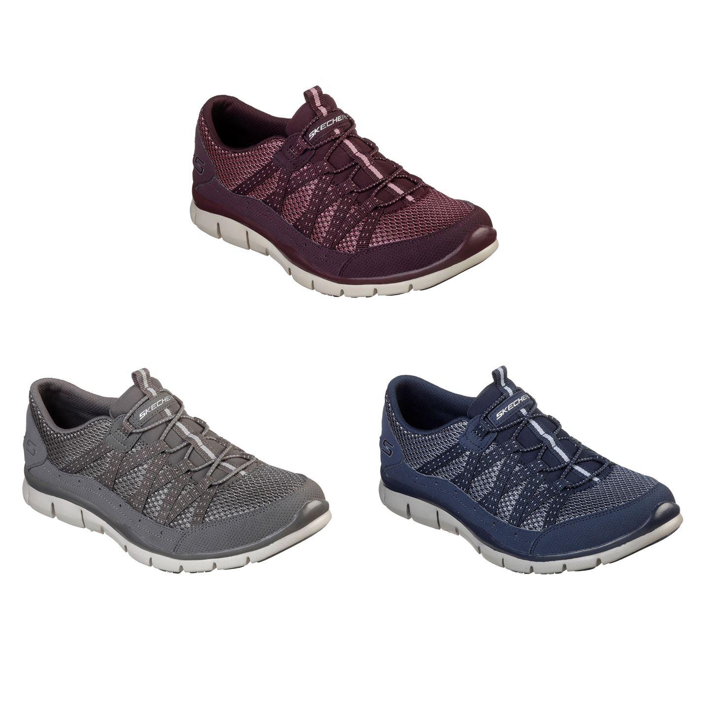 skechers gratis strolling shoes ladies