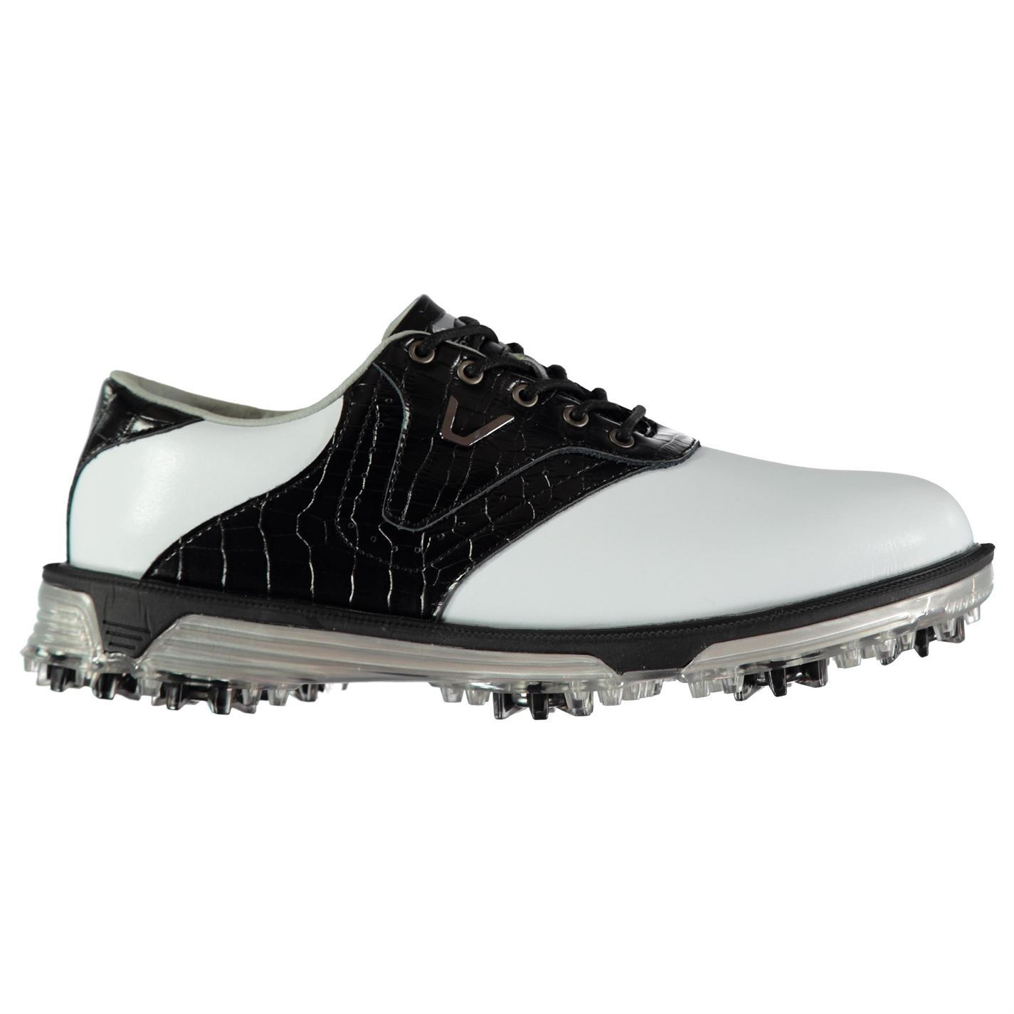 Slazenger-V500-Golf-Shoes-Mens-Spikes-Footwear thumbnail 19