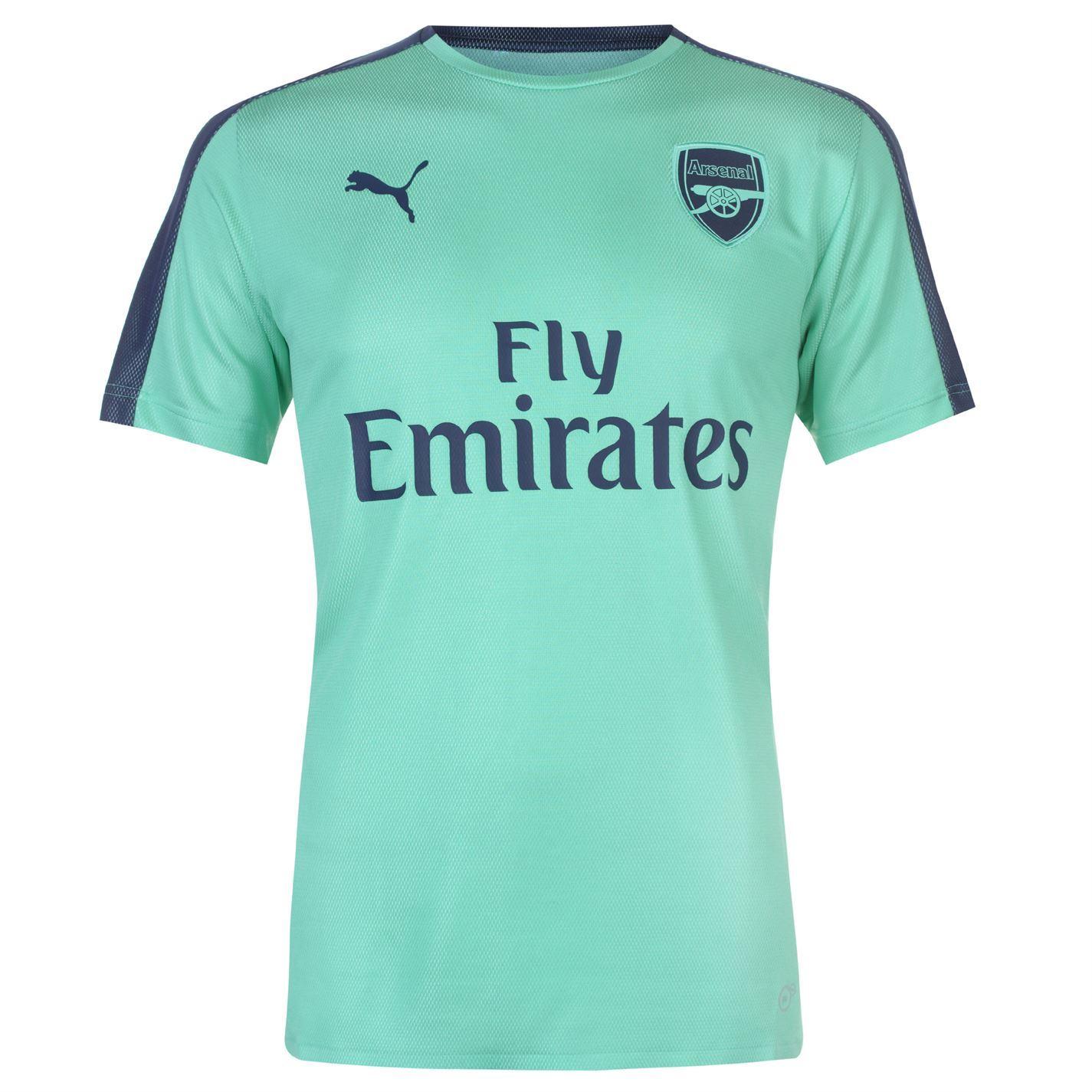 51aeb6835 Puma Arsenal Stadium Jersey 2018 2019 Mens Football Soccer Fan Shirt ...