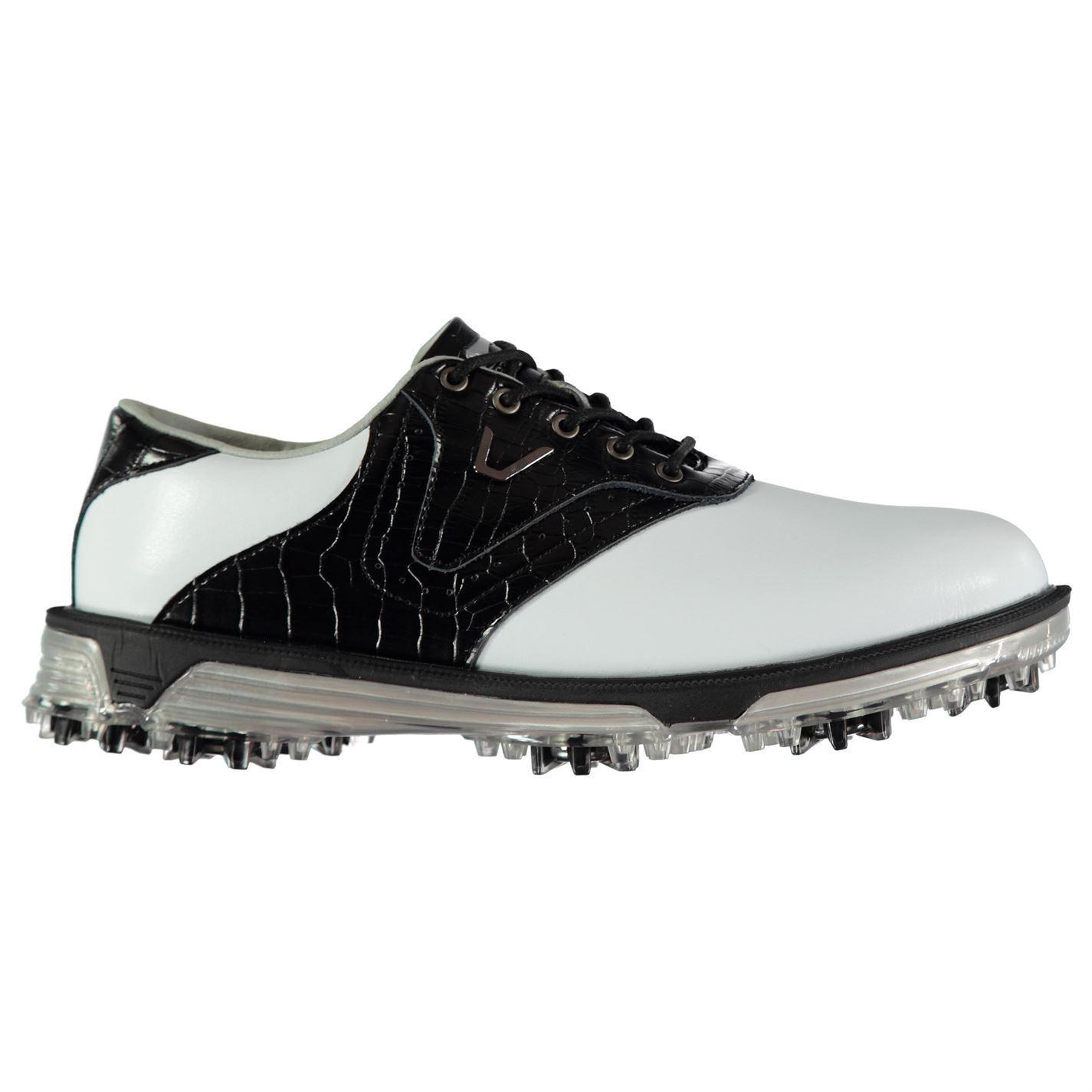 Slazenger-V500-Golf-Shoes-Mens-Spikes-Footwear thumbnail 12