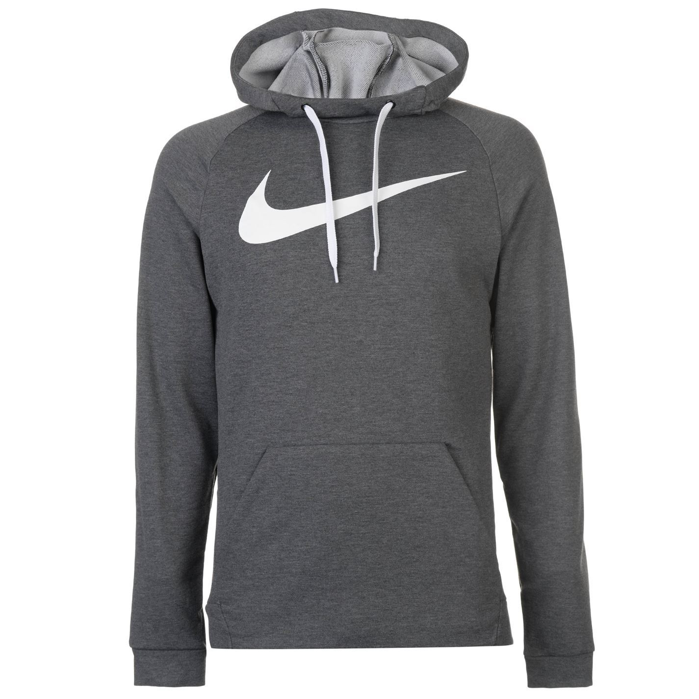 Nike-Dri-Fit-Swoosh-Pullover-Hoody-Mens-OTH-Hoodie-Sweatshirt-Sweater-Hooded-Top thumbnail 8