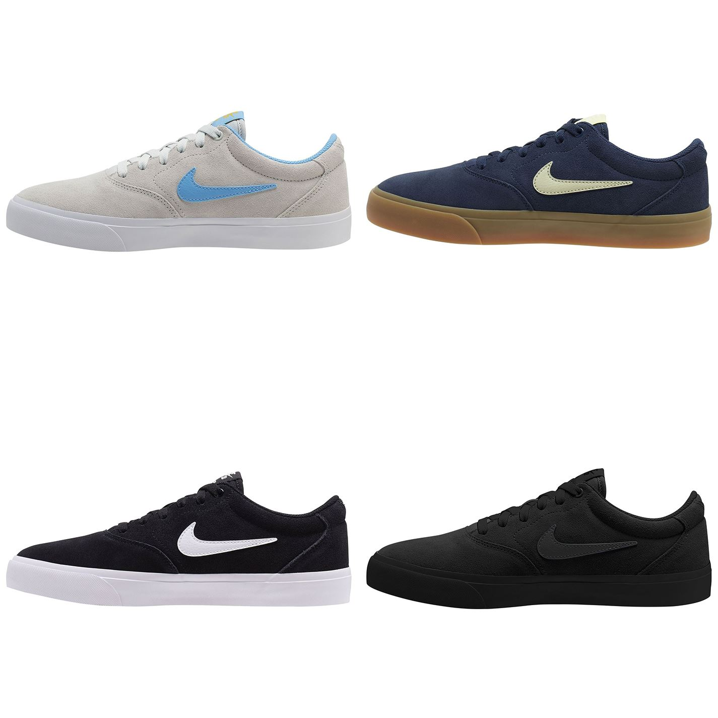 Nike SB Charge Suede Skate Trainers