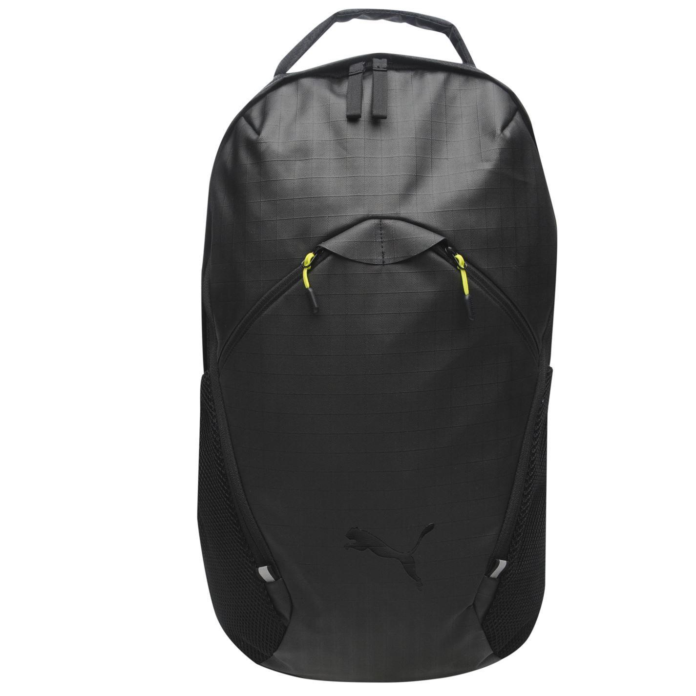 66298deab7946 ... PUMA ultimative Rucksack schwarz Sport Gym Bag Rucksack Reisetasche ...