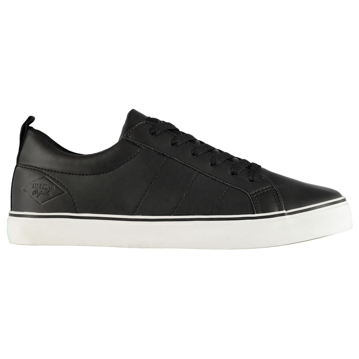 Lee Cooper Zack Low Trainers Mens Shoes