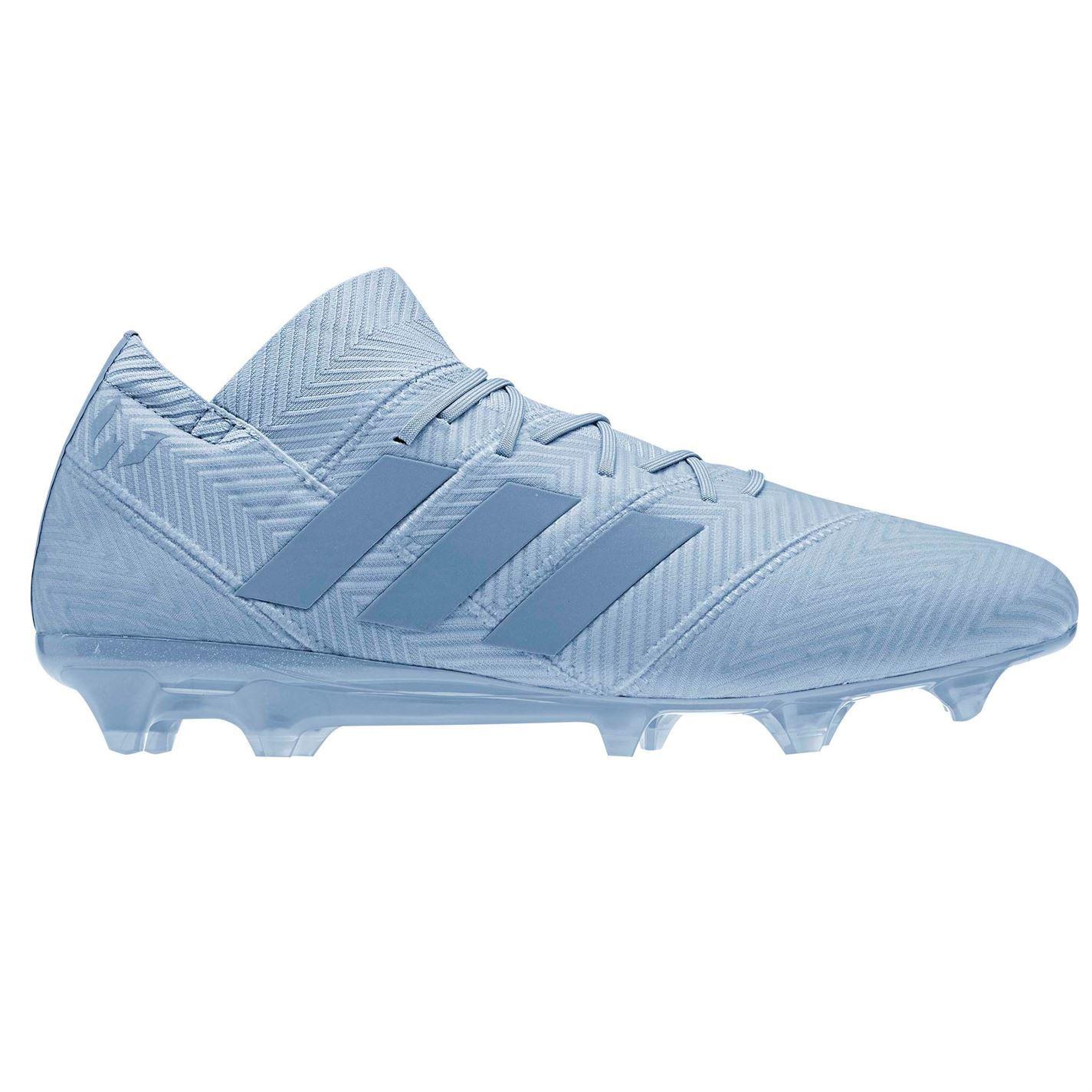 wholesale dealer 447d6 a7990 ... Adidas Nemeziz Messi 1 8.1 FG firma tierra fútbol botas Mens Soccer  zapatos tacos ...