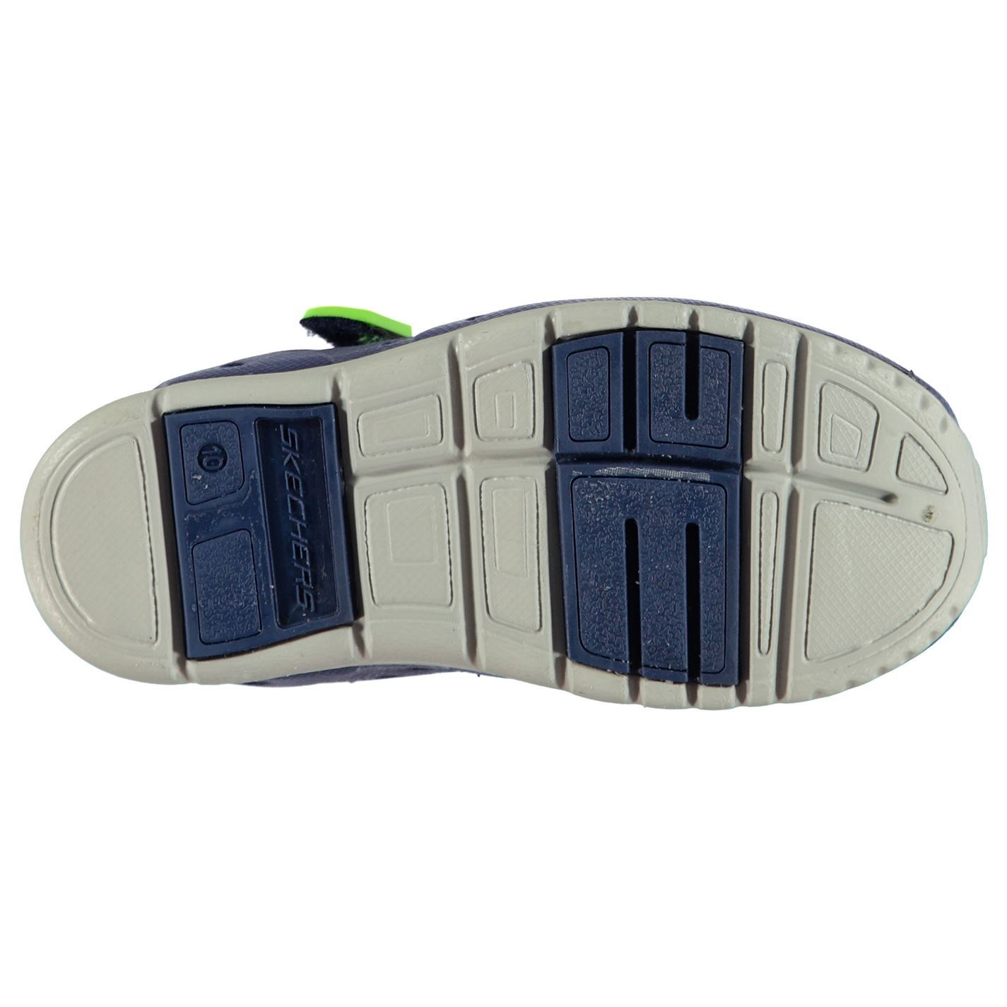 Details about Skechers Hydrozooms Splasher Water Shoes Infants Boys NavyLime Sandals Shoes