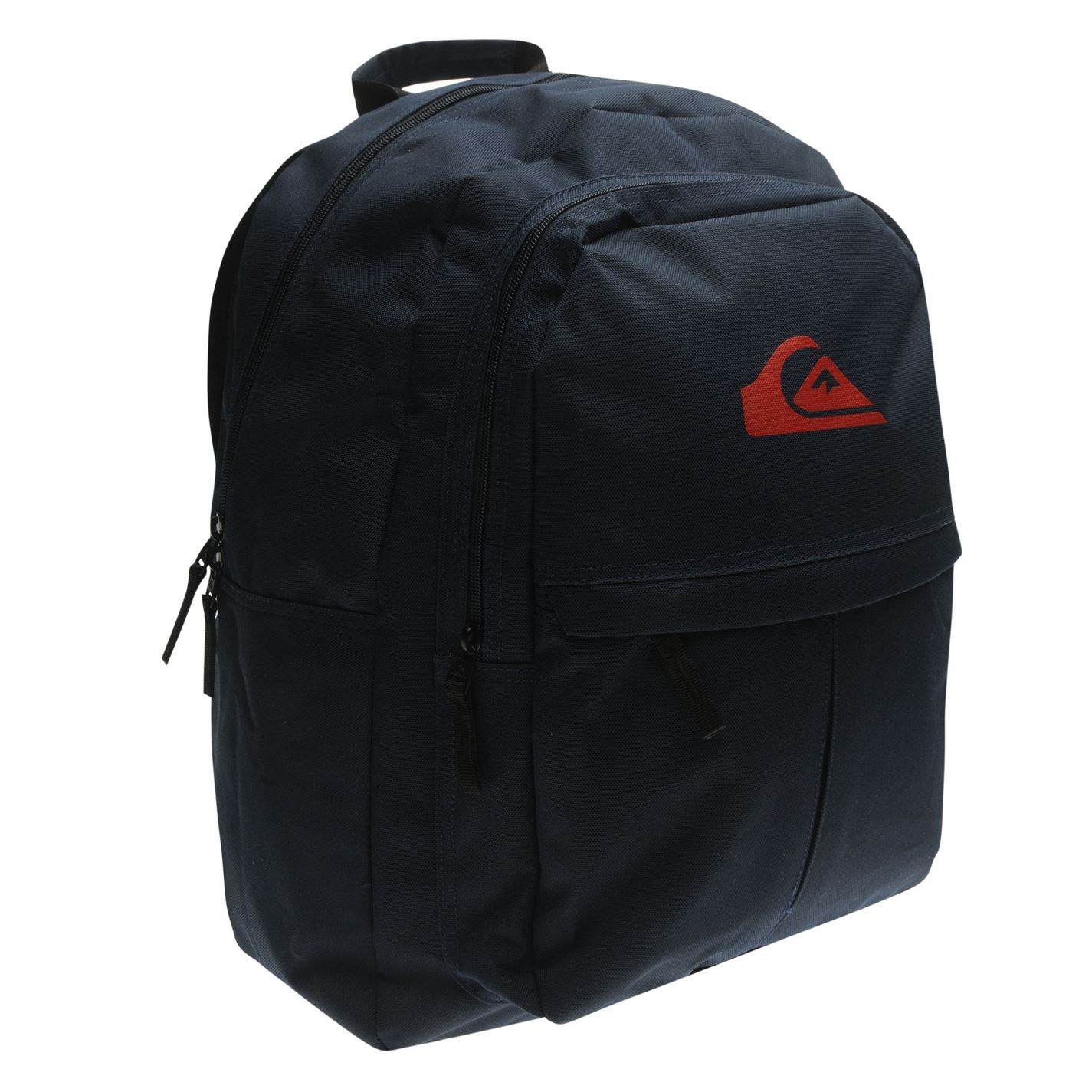 810fa329ea65 Quiksilver Plain Backpack Navy Rucksack Sports Bag Gymbag Kitbag