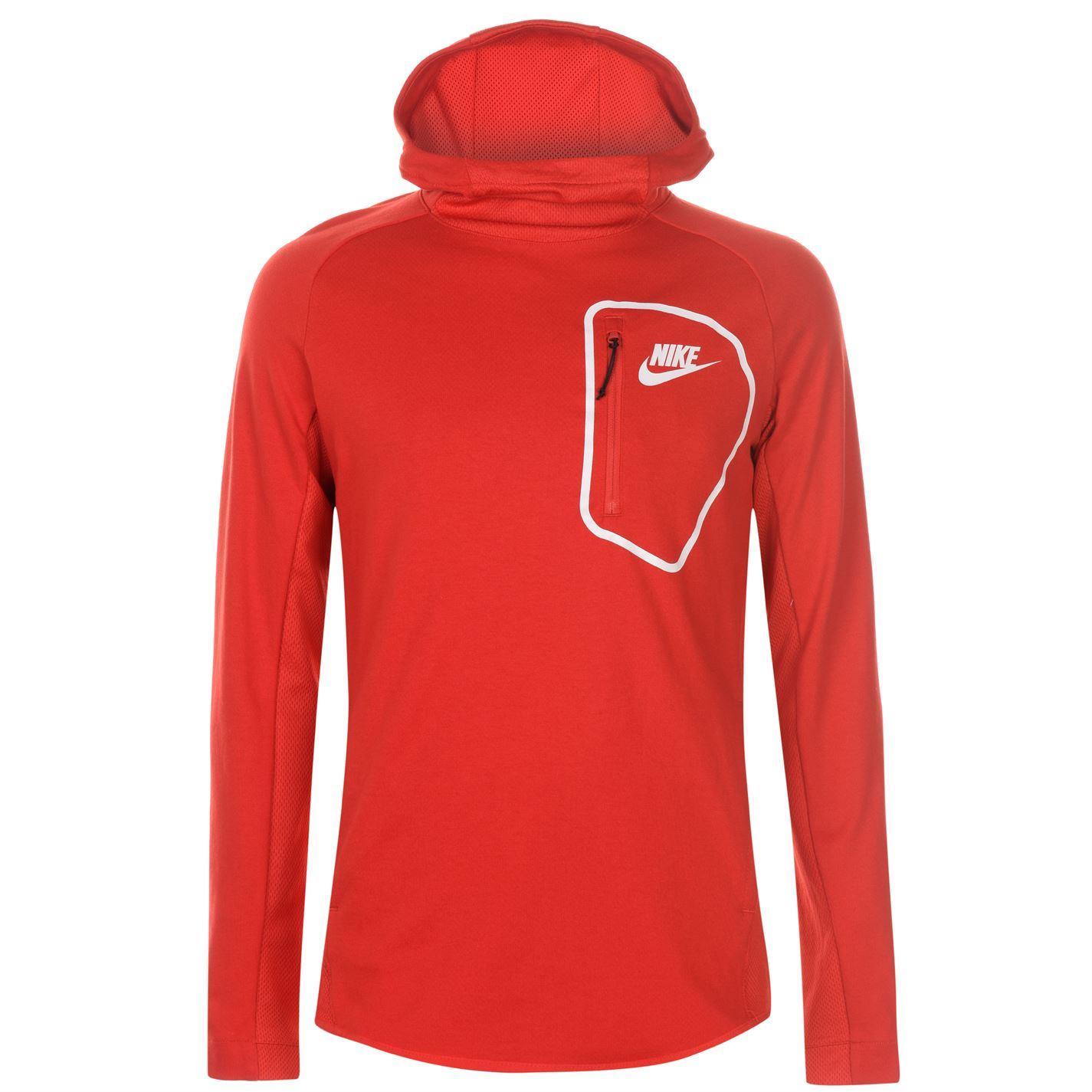 Nike-AV15-Fleece-Pullover-Hoody-Mens-OTH-Hoodie-Sweatshirt-Sweater-Hooded-Top thumbnail 4