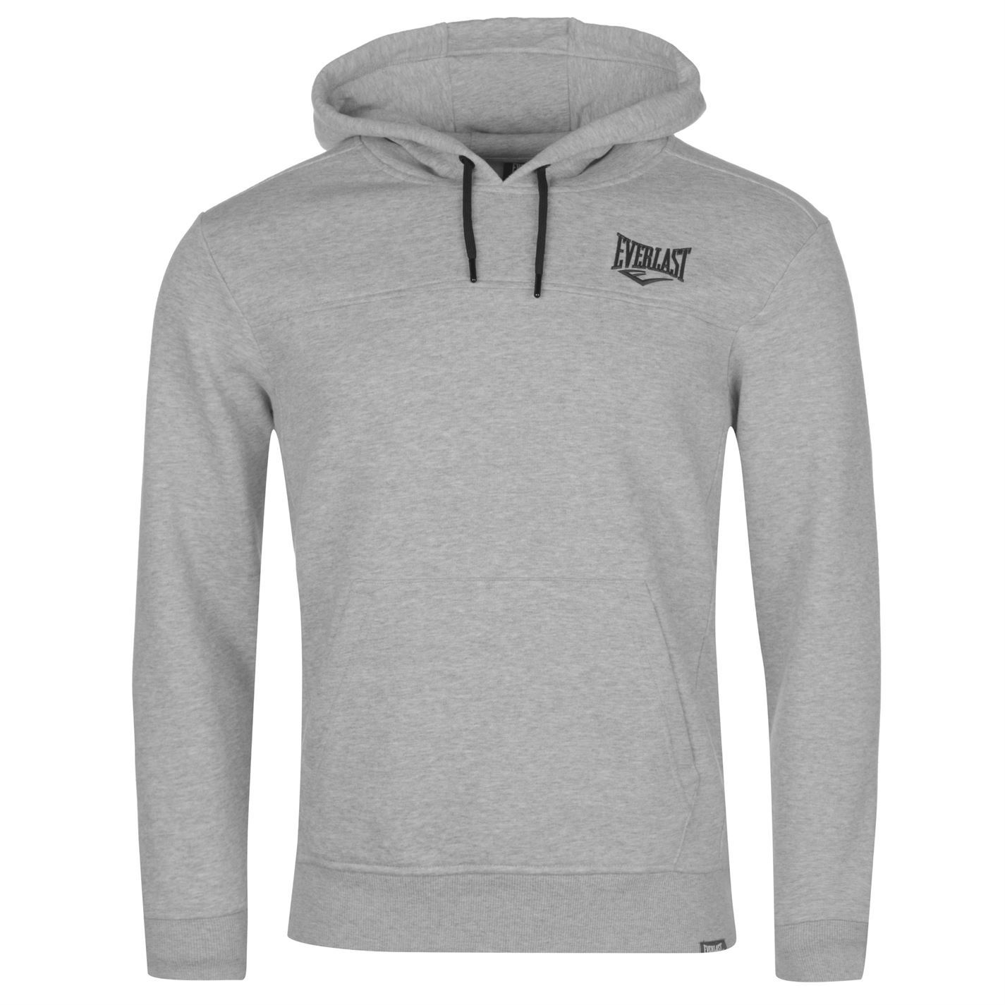 Everlast-Logo-Pullover-Hoody-Mens-OTH-Hoodie-Hooded-Top-Sweatshirt-Sweater thumbnail 17