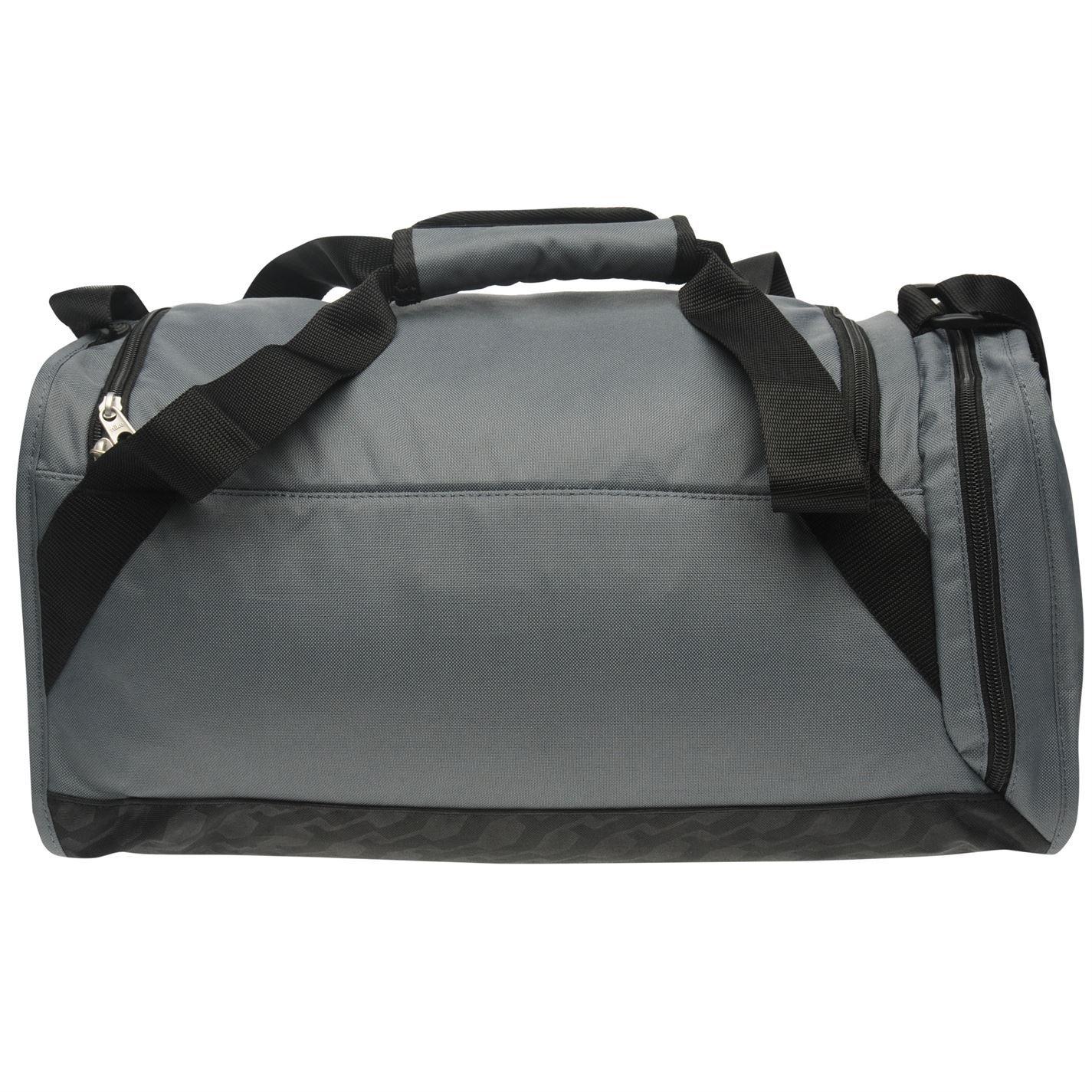 Bag Nike Grip Carryall Brasilia Small Gym Kit Grey Holdall Ebay Sports ASp8wrA