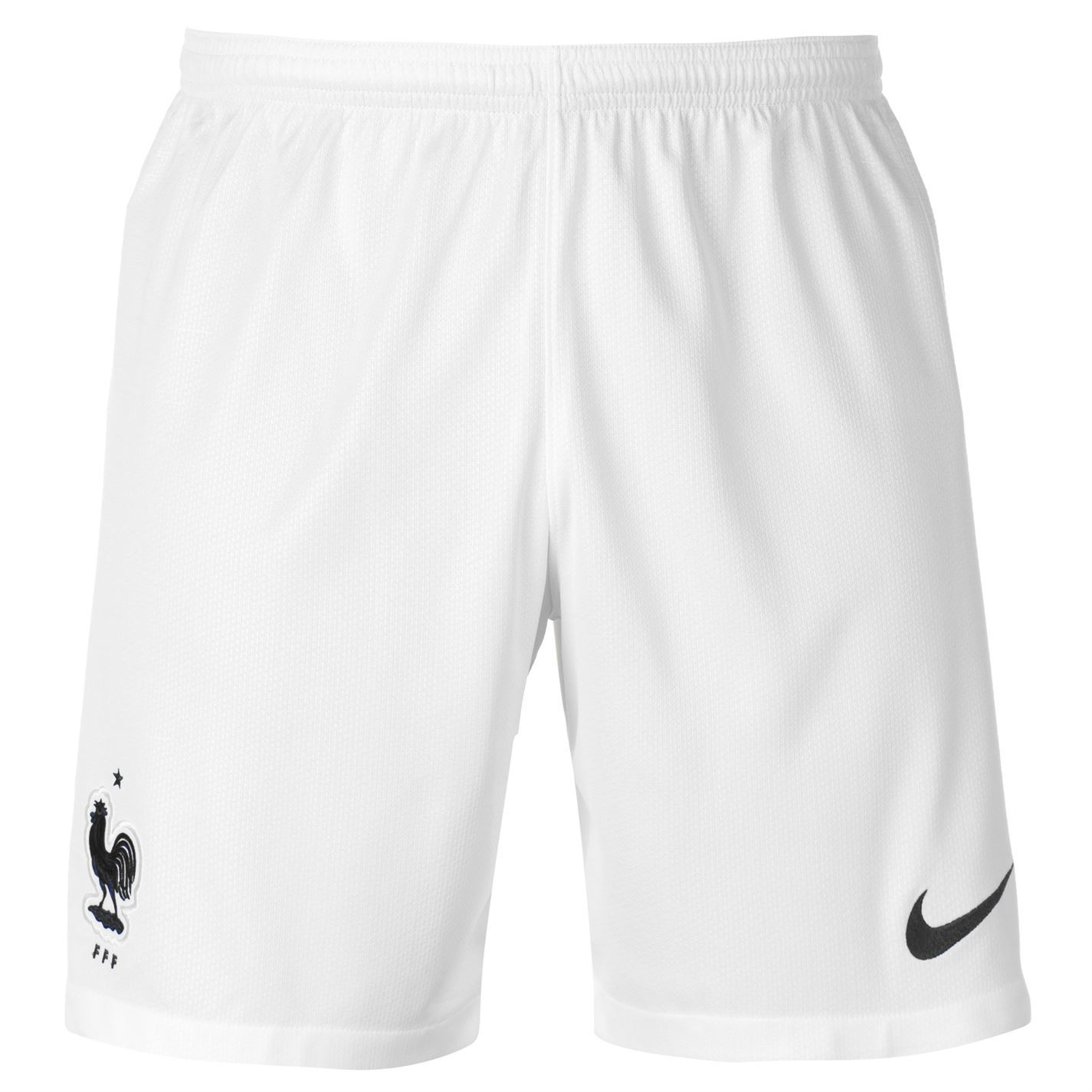 Nike France Home Shorts FIFA World Cup 2018 Mens White ...