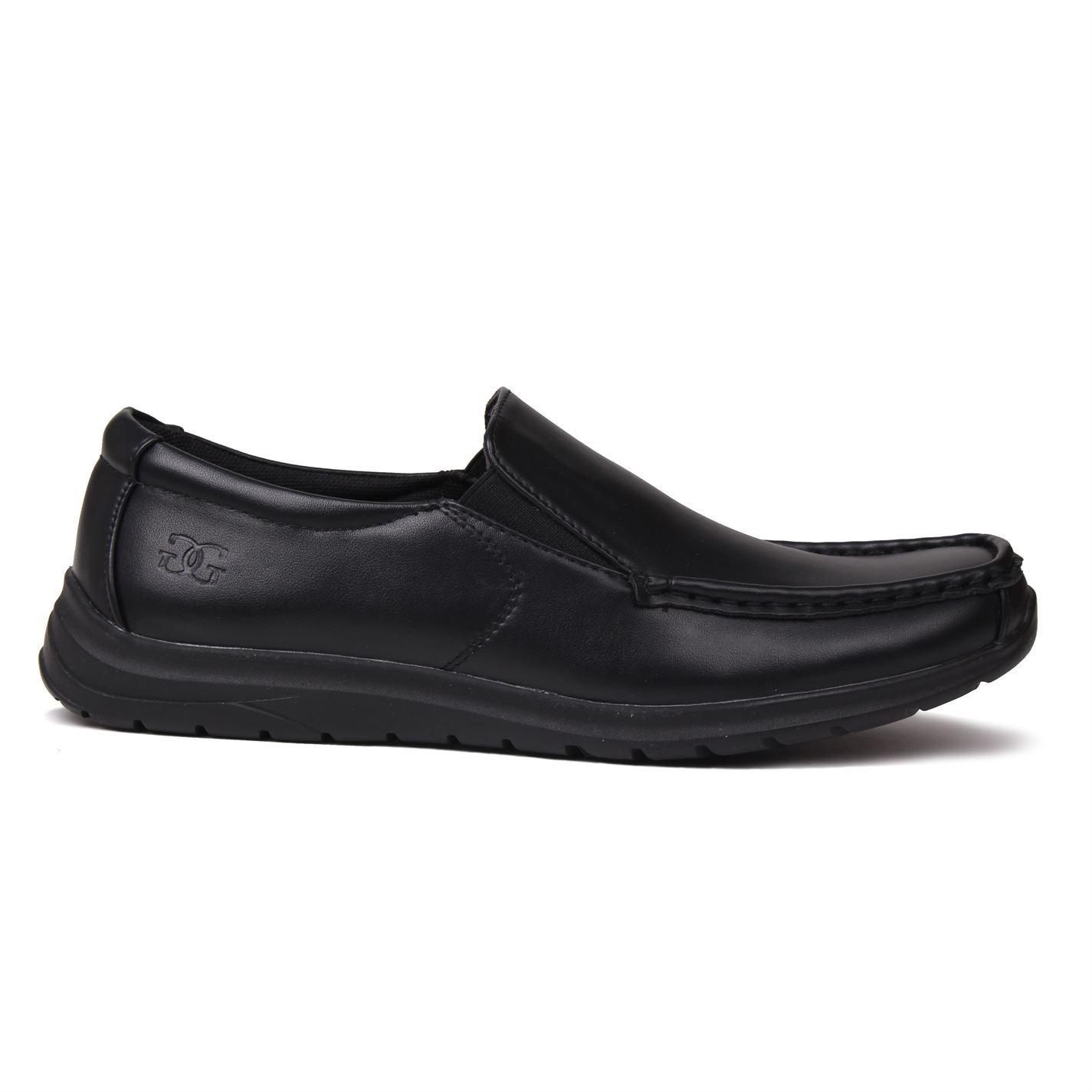 Giorgio Bexley Pour Homme Slip Chaussures Moc Toe sur