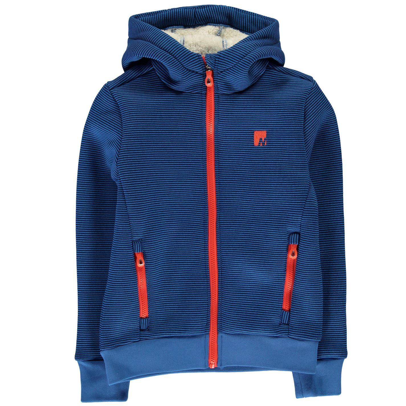 Nevica Gaber Full Zip Jacket Junior Boys Snow Coat Skiing Outerwear ... 6f4f6811484