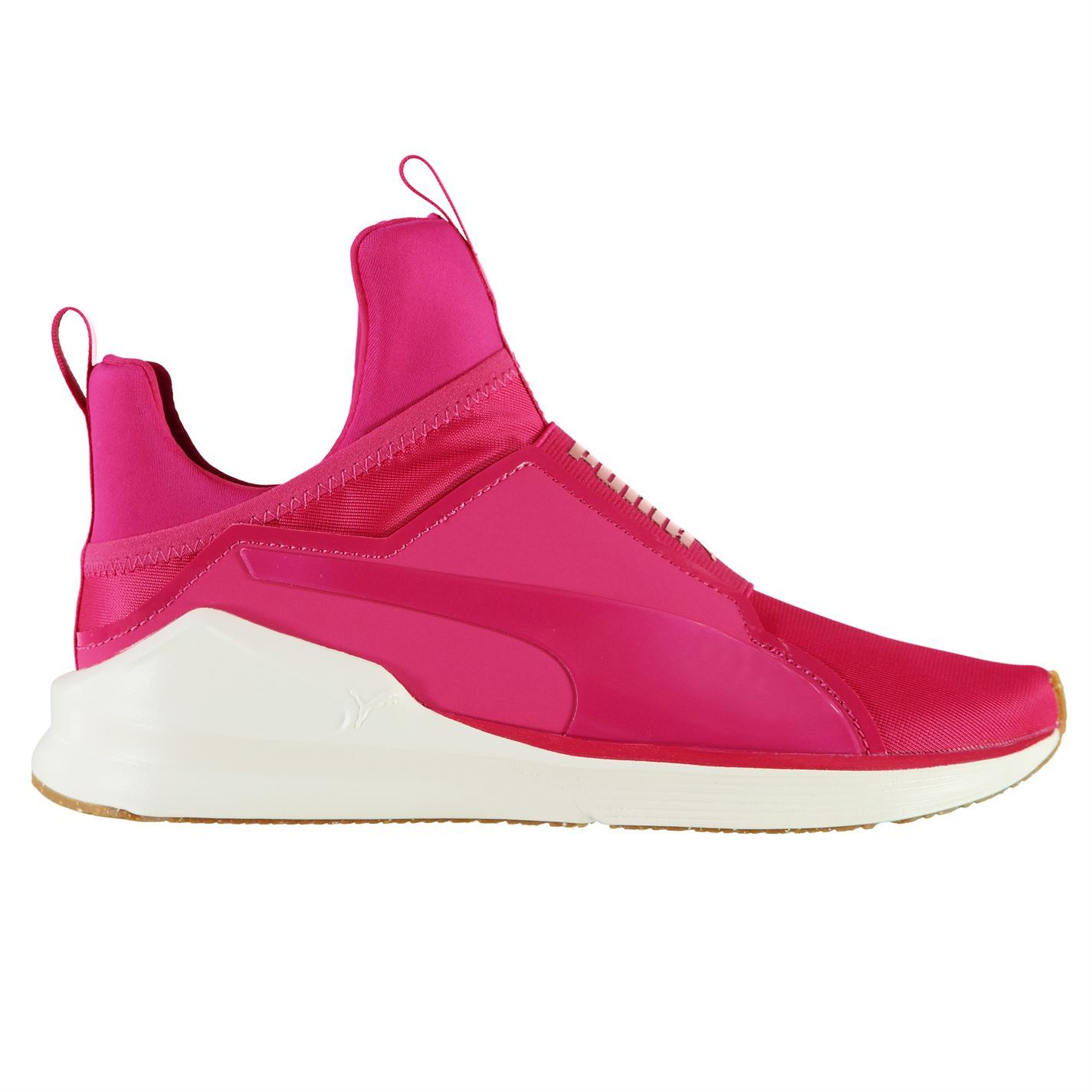 ... Puma Fierce Velvet Rope Fitness Training Shoes Womens Pink Gym Trainers  Sneakers ... 638220864