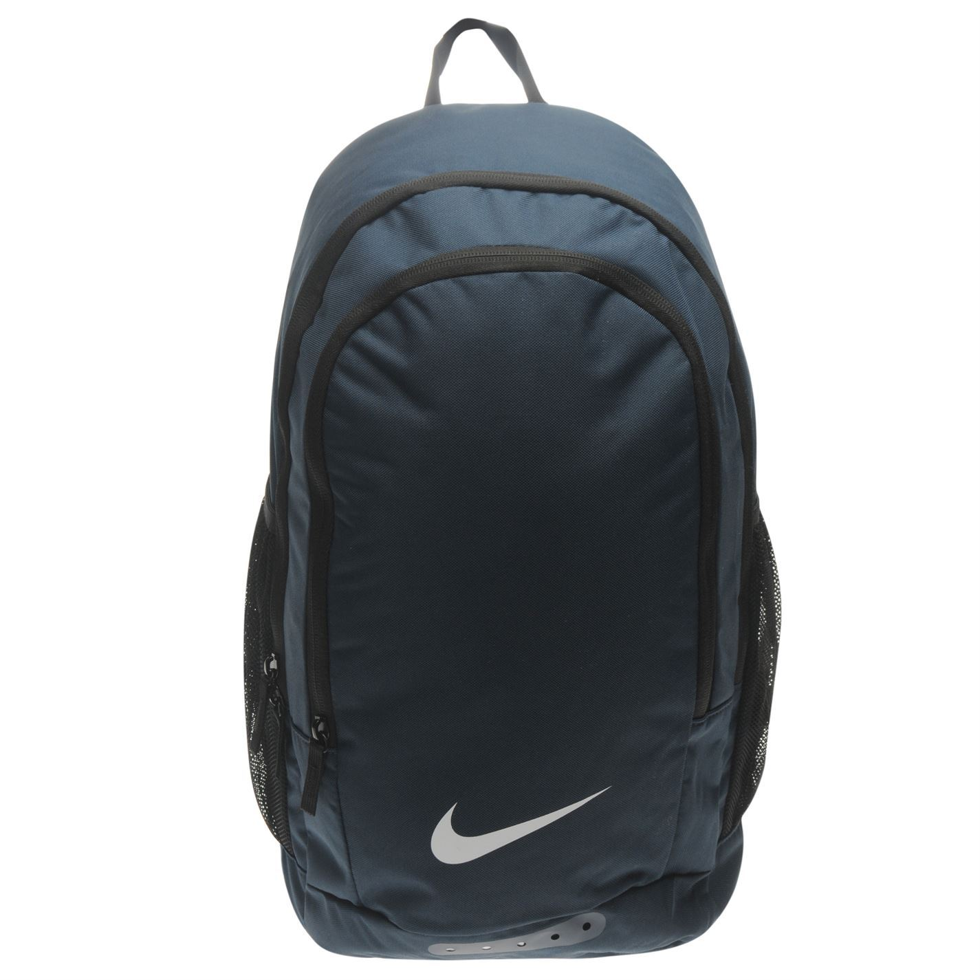 a3ccdd0bc Nike Academy Backpack Navy Sports Gym Bag Rucksack Carryall | eBay