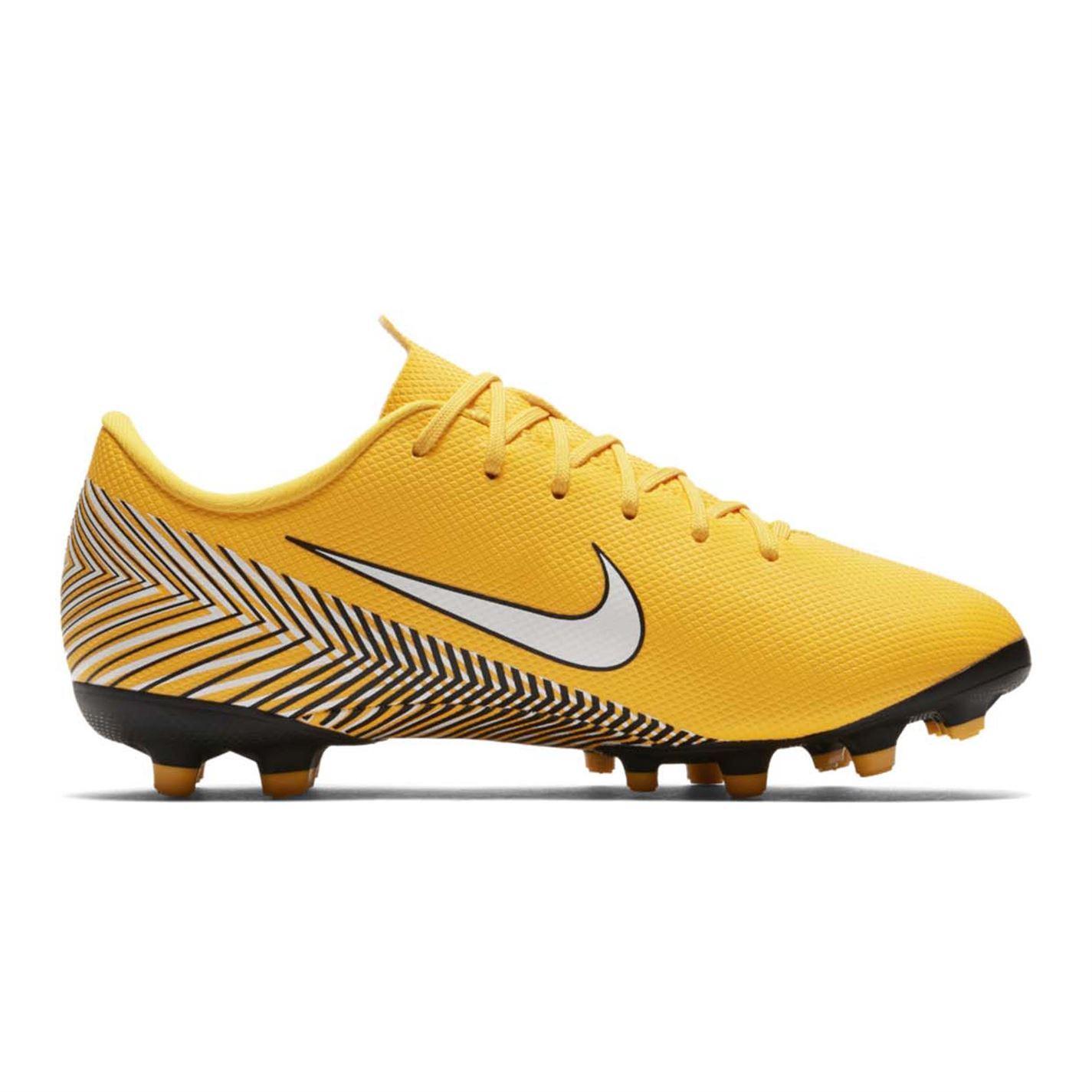 7ad402e5c42927 Details zu Nike Mercurial Vapor Akademie Neymar Fußballschuhe Junior Gelb  Fußball Stollen