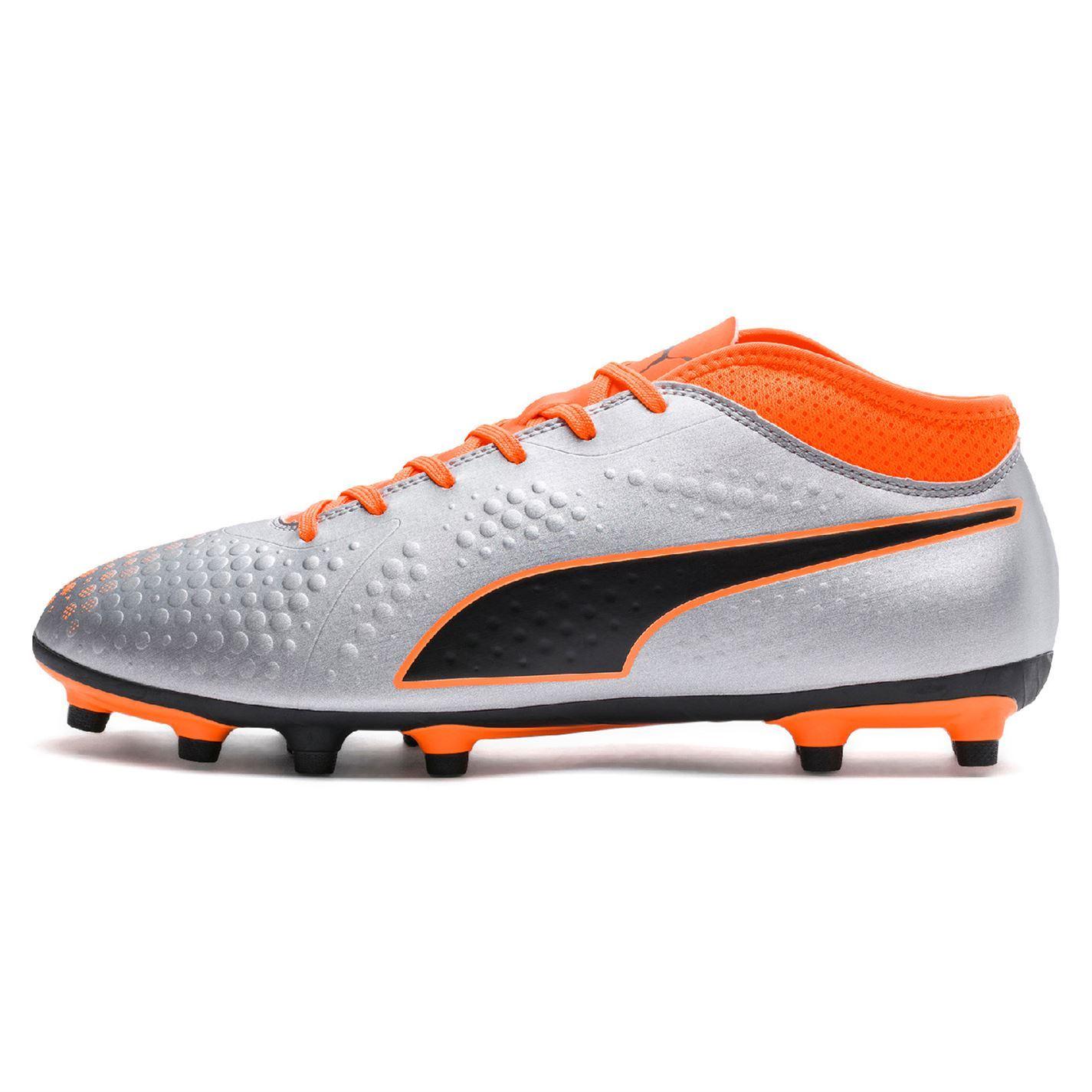 miniature 10 - Puma 4 FG Firm Ground Chaussures De Football Homme Football Chaussures Crampons