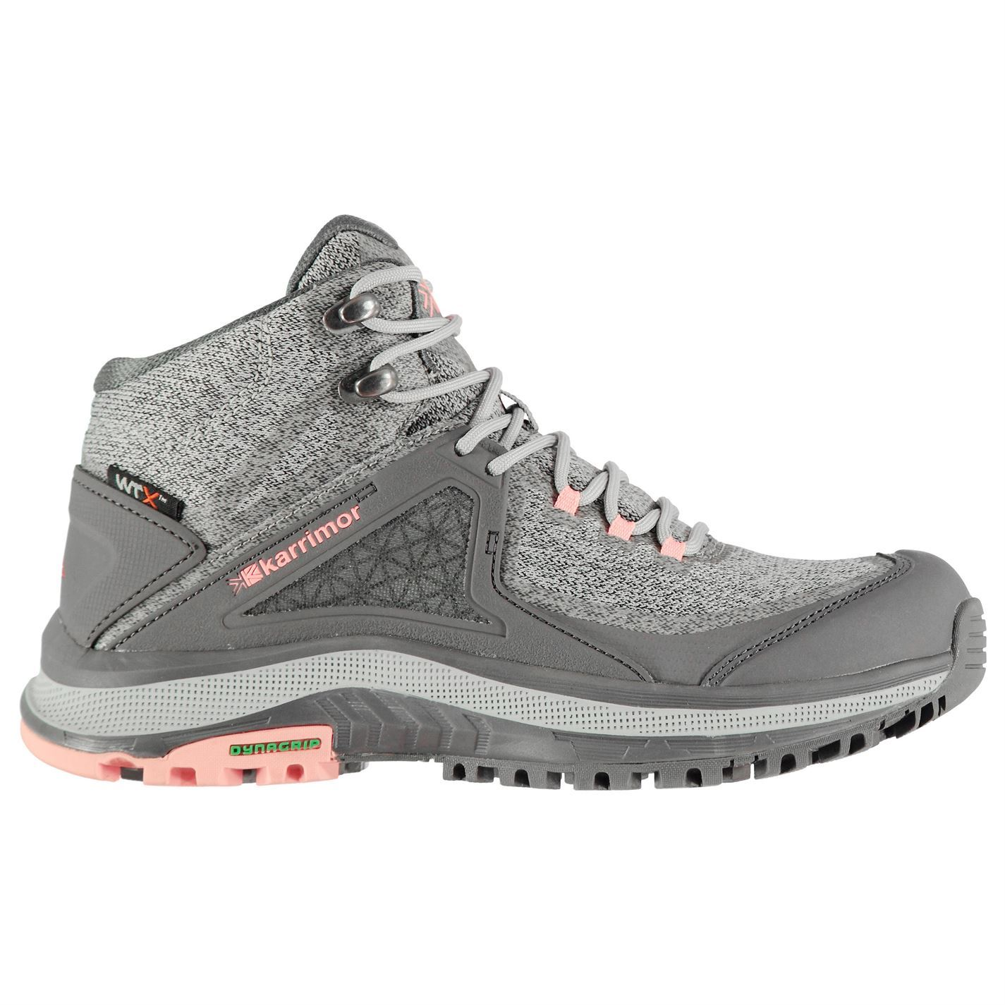 Details about Karrimor Stanedge WTX Walking Boots Womens Hiking Trekking Shoes Footwear