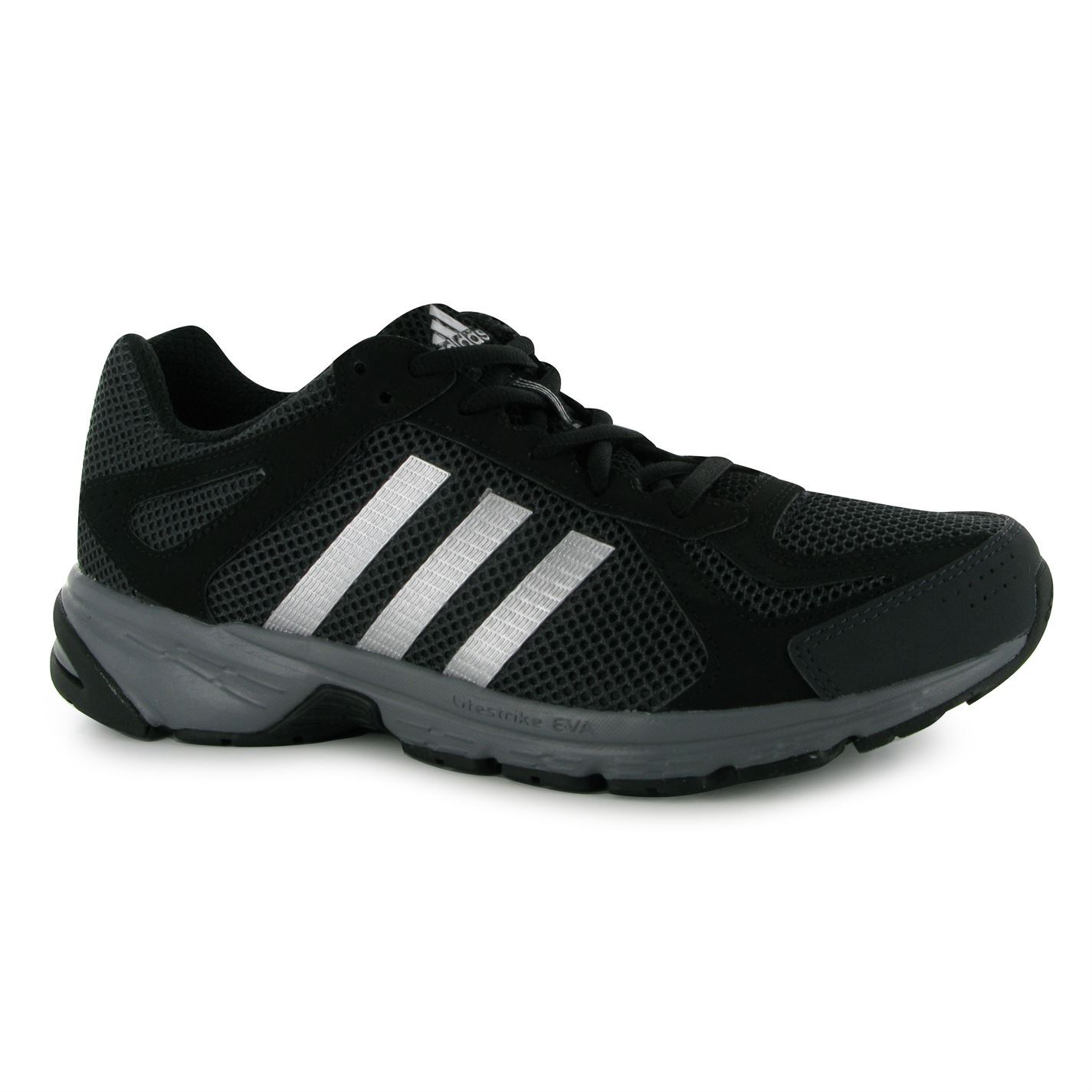 adidas 55 shoes. adidas duramo 55 running shoes mens carbon/black fitness trainers sneakers l