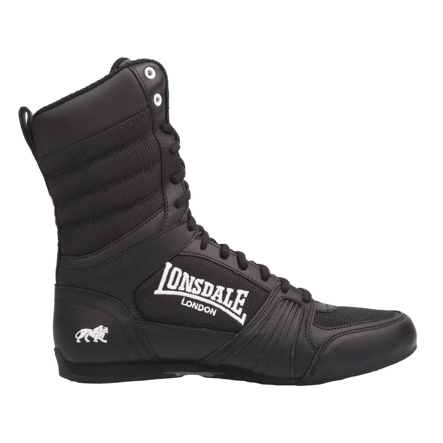 ed30e2903e6 Lonsdale Boxing Shoes Mens Barnburner Cruiser Ghostspeed Contender ...