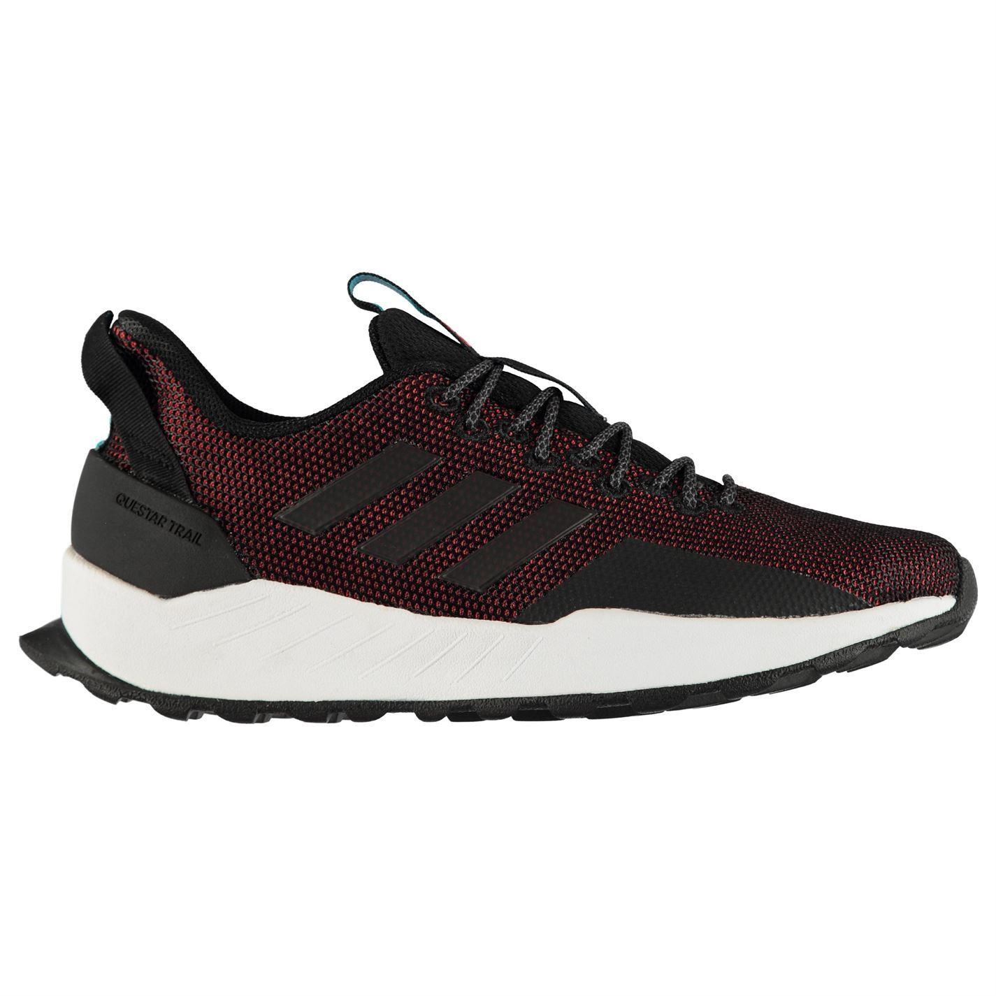 a pies en unos dias más vendido Detalles de Adidas Questar Zapatillas de Correr Hombre Fitness Trote  Zapatillas