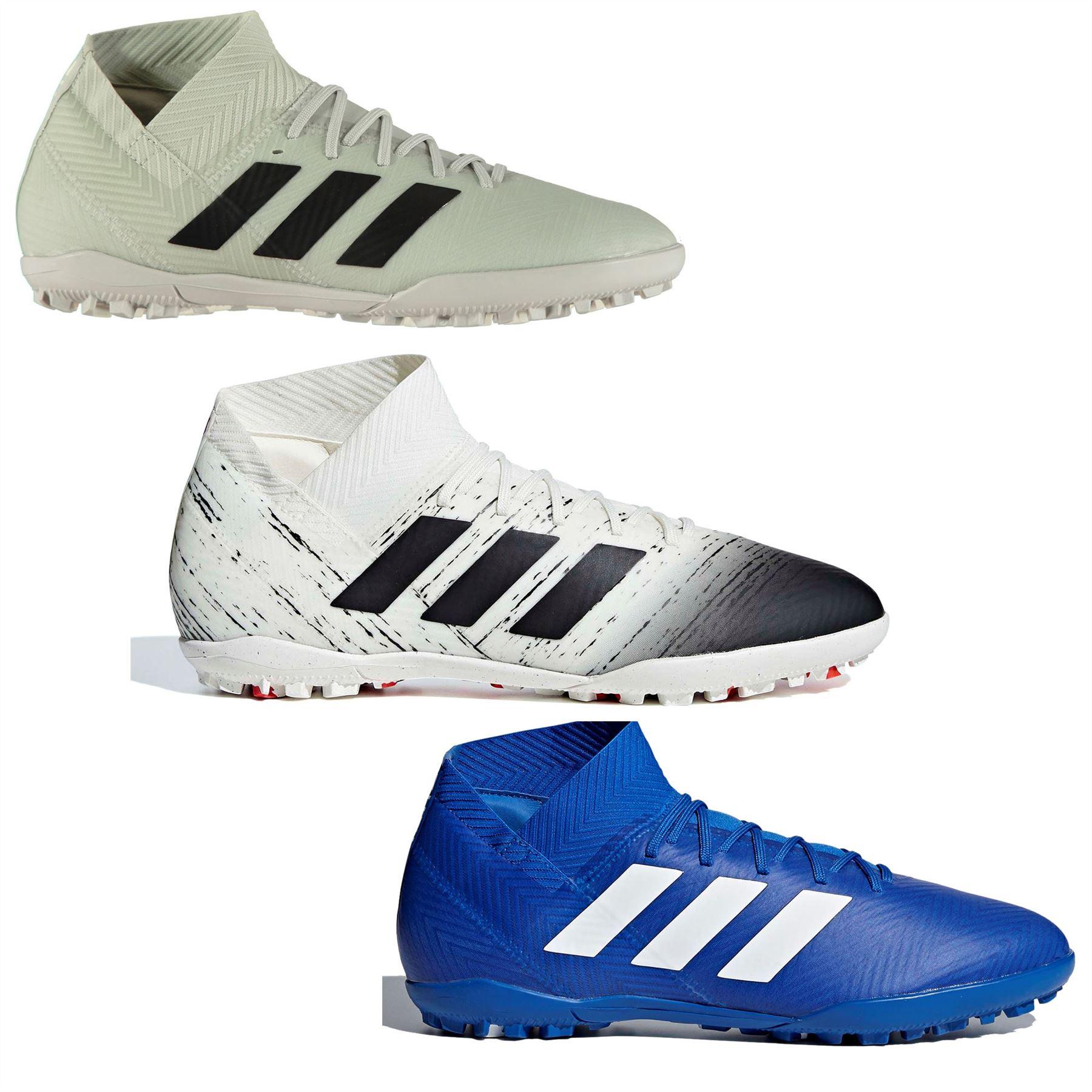 d2f97affe70b ... adidas Nemeziz Tango 18.3 Astro Turf Football Trainers Mens Soccer Shoe  Sneakers ...